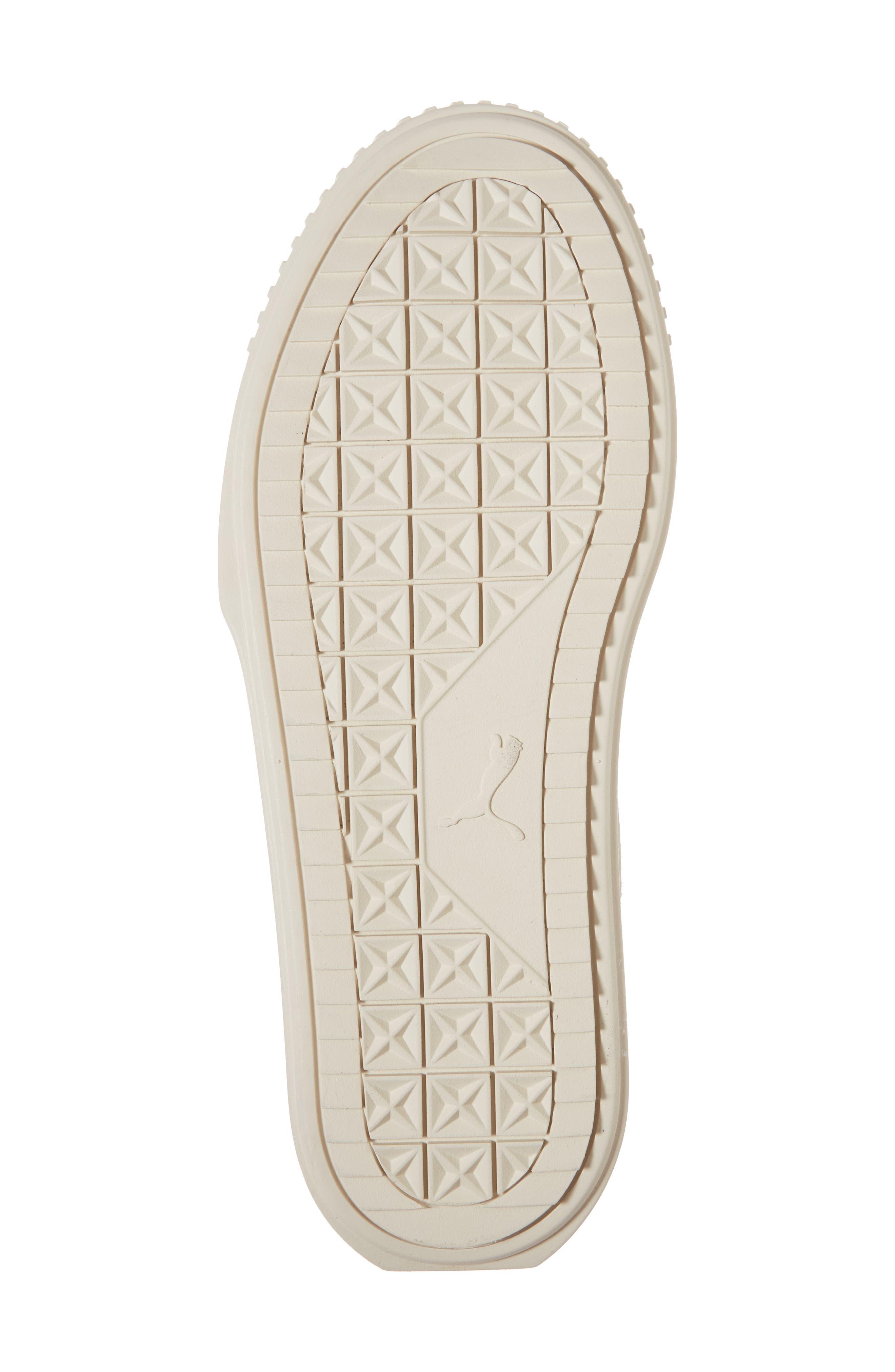 Breaker High Top Sneaker,                             Alternate thumbnail 6, color,                             WHITE