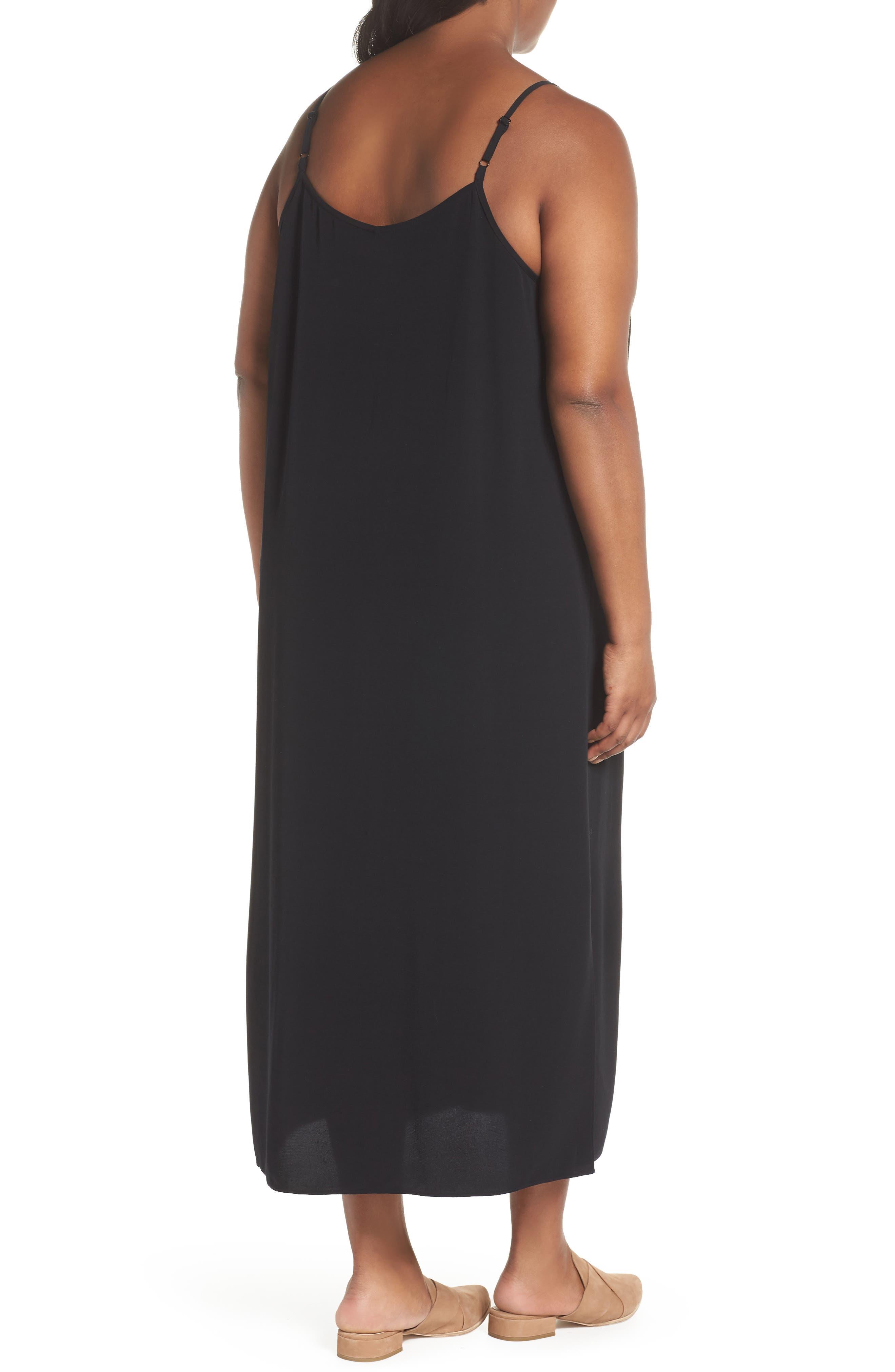 Cami Dress,                             Alternate thumbnail 2, color,                             001
