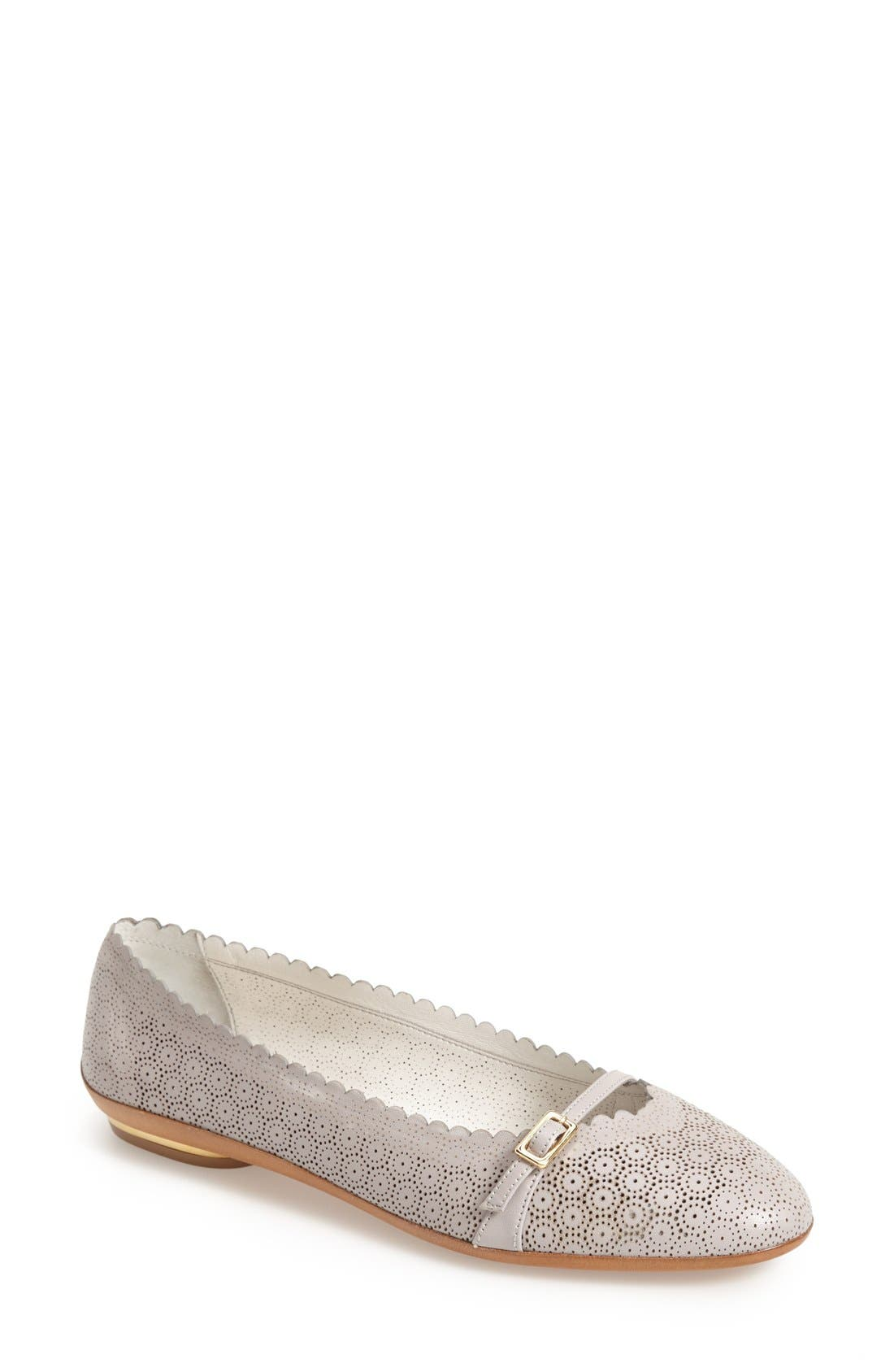 'Audrey' Mary Jane Flat, Main, color, 028
