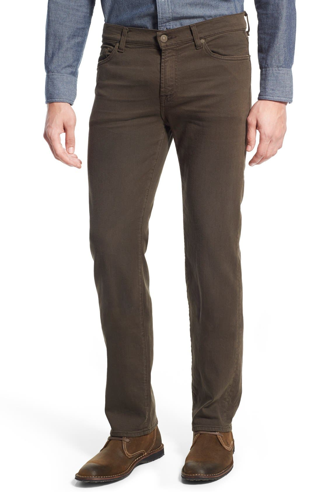 'Slimmy - Luxe Performance' Slim Fit Jeans,                             Main thumbnail 2, color,