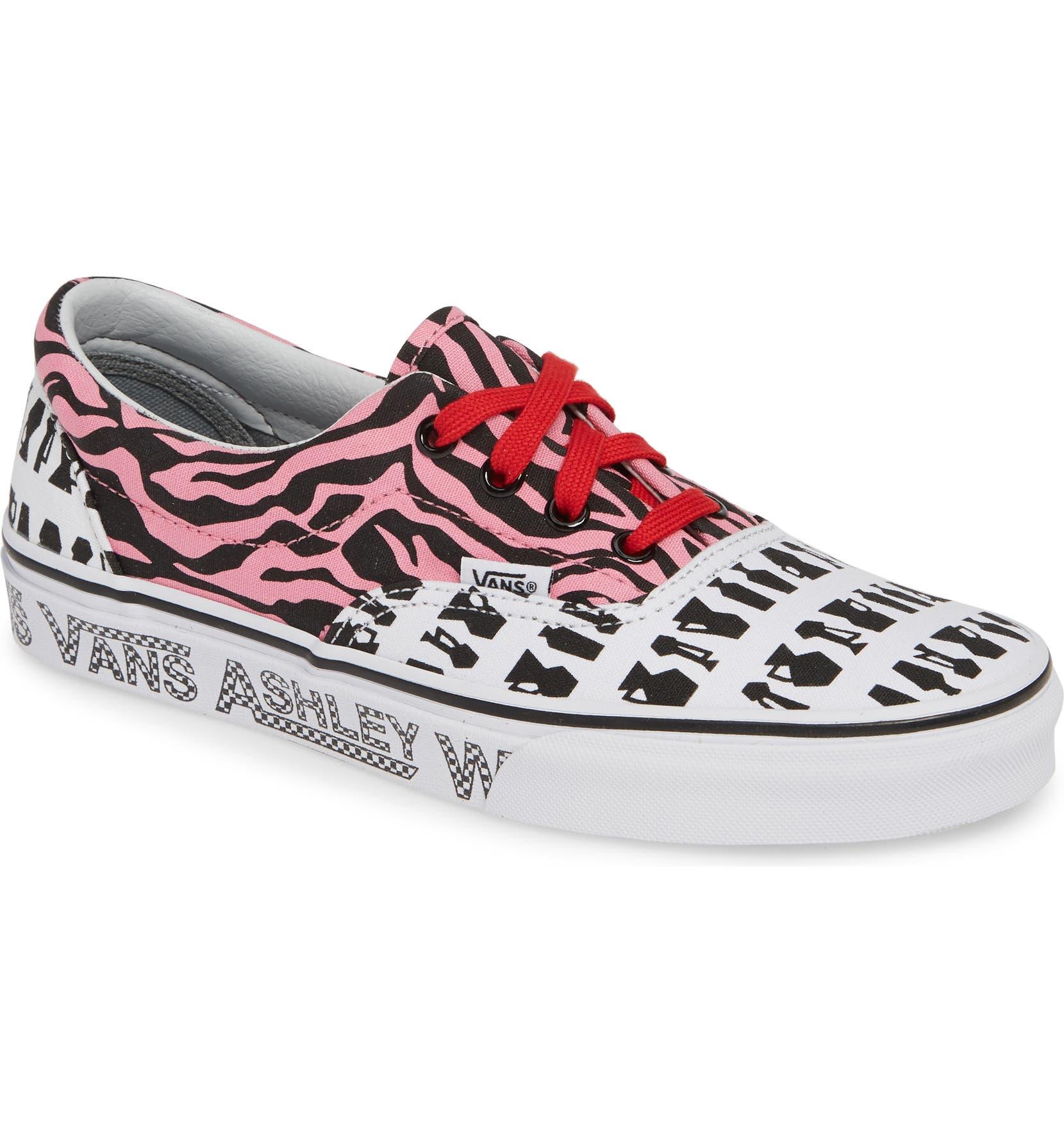 c20d768c46 Vans x Ashley Williams Era Mixed Print Sneaker (Unisex)