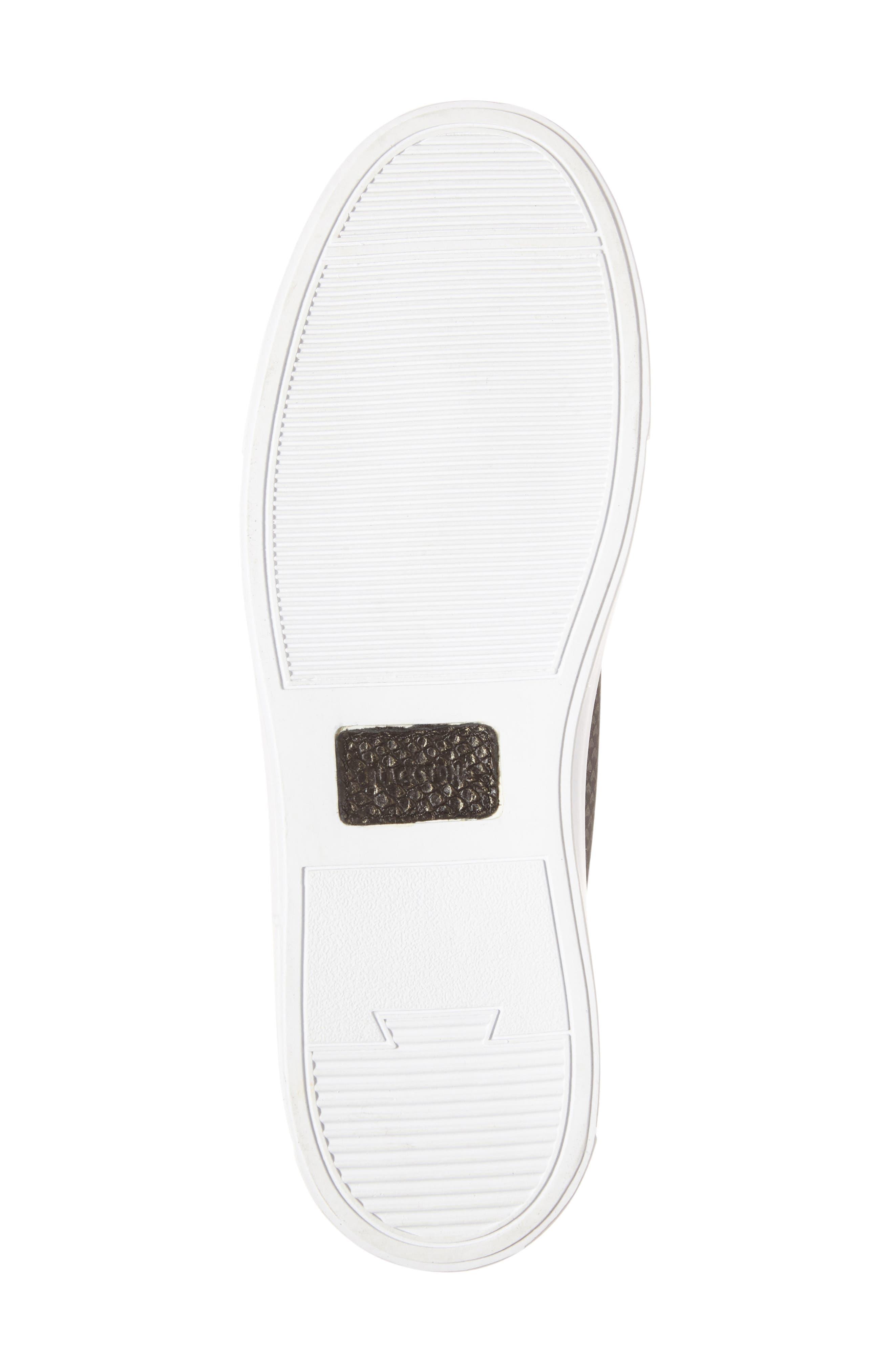 NL28 Midi Sneaker,                             Alternate thumbnail 4, color,                             001