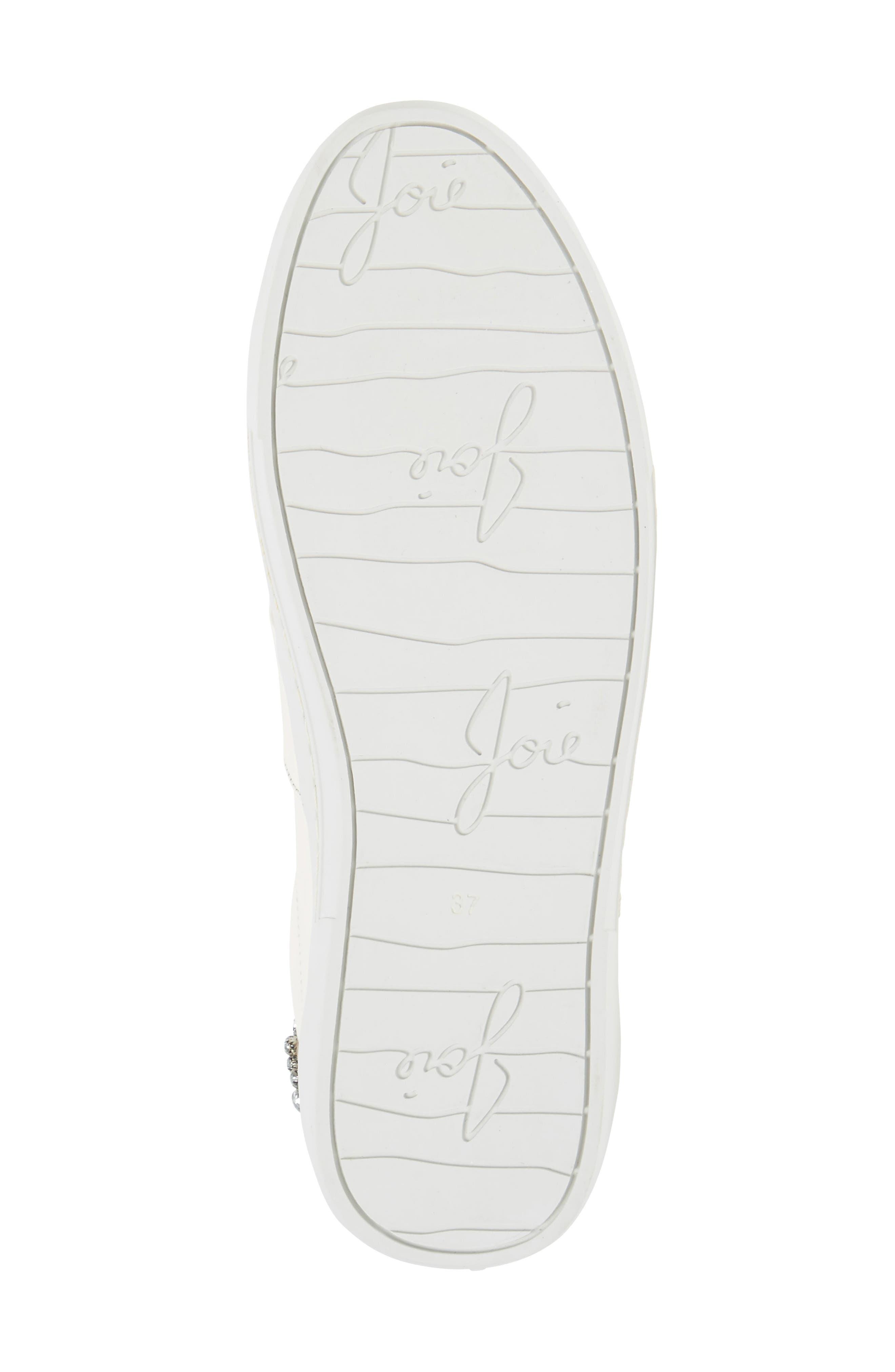 Darena Crystal Embellished Sneaker,                             Alternate thumbnail 12, color,