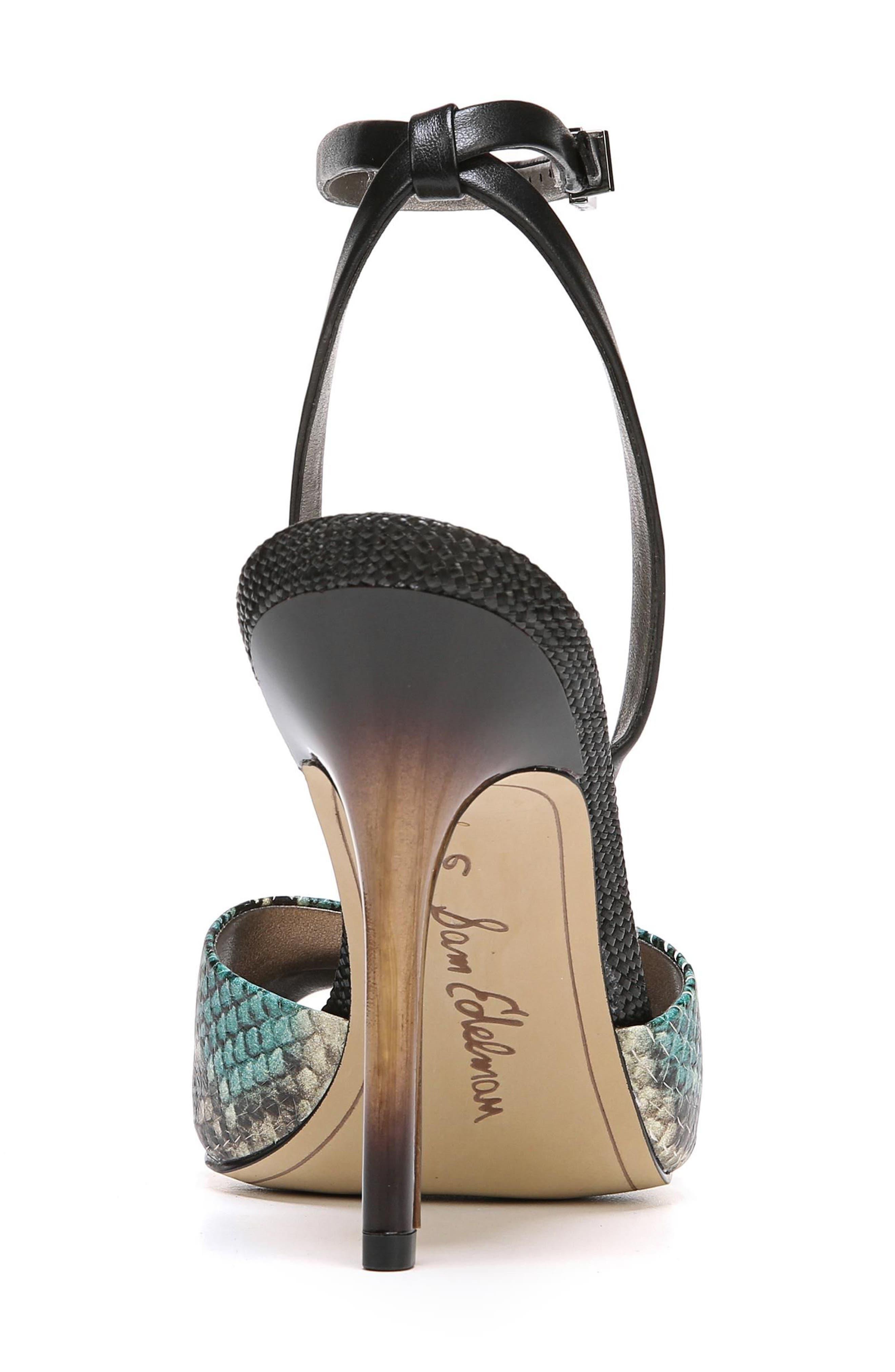 Aly Ankle Strap Sandal,                             Alternate thumbnail 39, color,