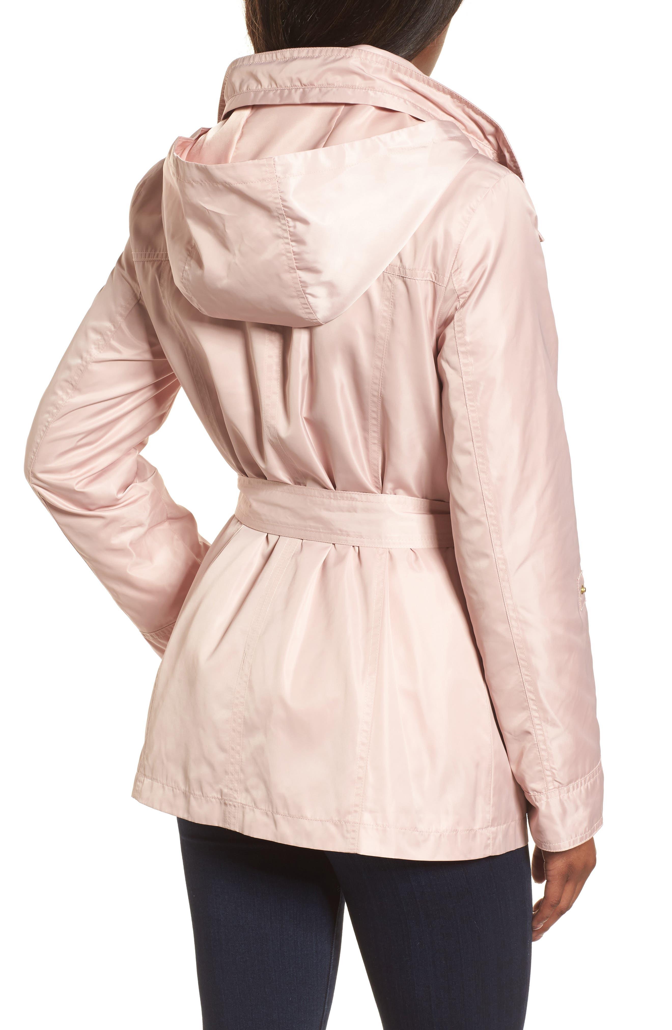 Belted Lightweight Jacket,                             Alternate thumbnail 16, color,