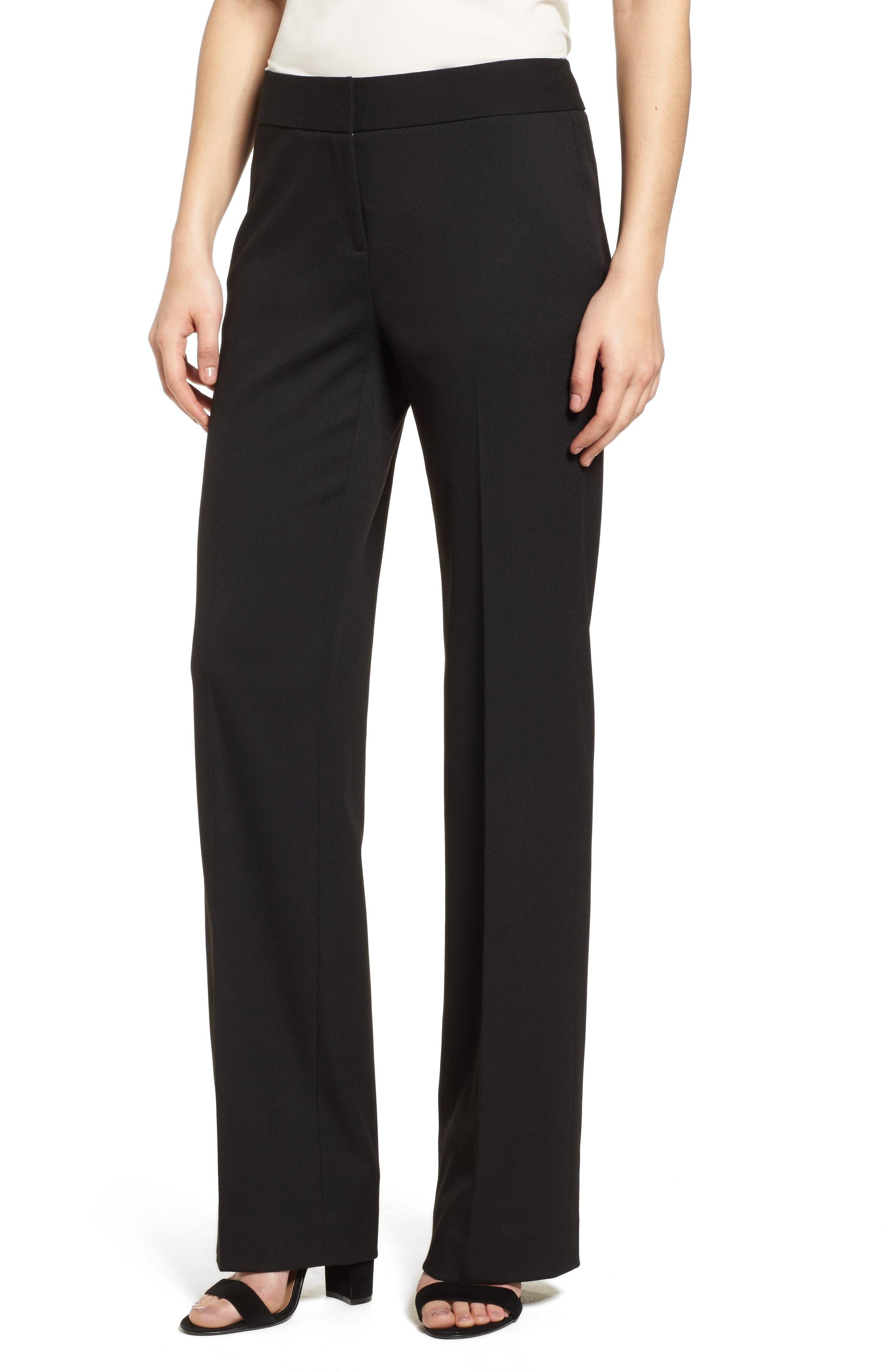 Classic Suit Pants,                             Main thumbnail 1, color,                             001
