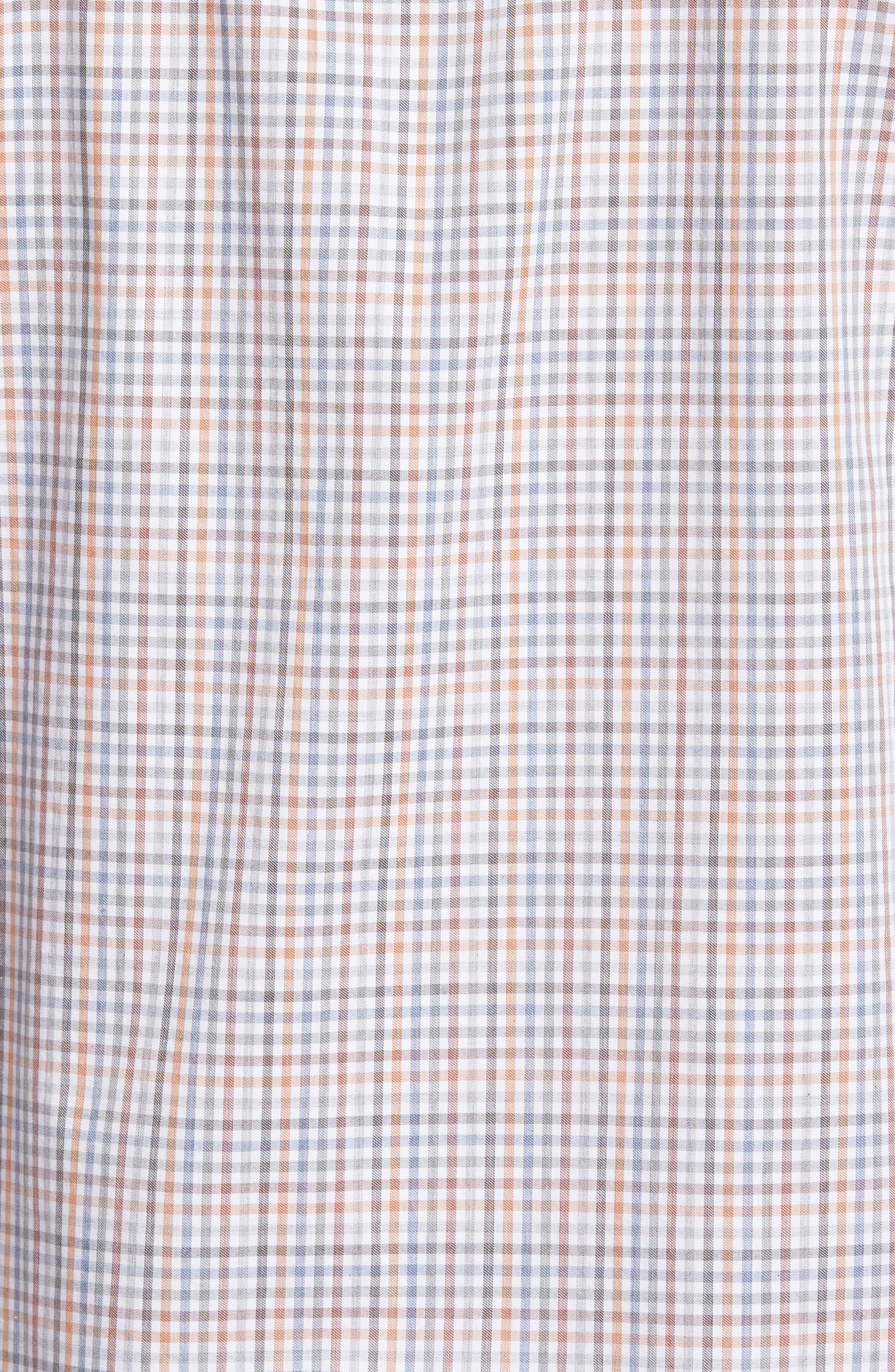 Woodlaw Original Fit Check Sport Shirt,                             Alternate thumbnail 9, color,