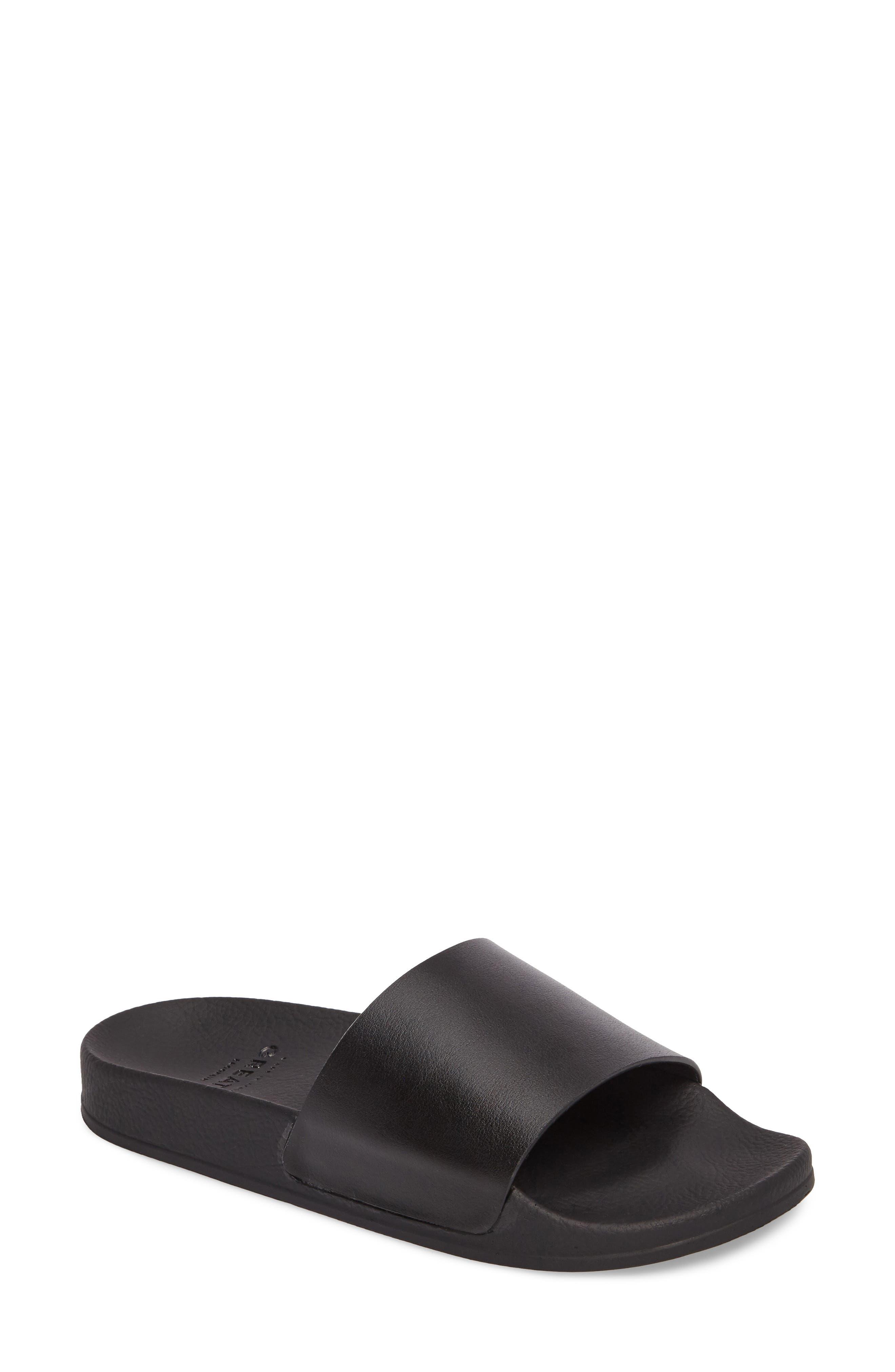 Amalfi Slide Sandal,                             Main thumbnail 1, color,                             001