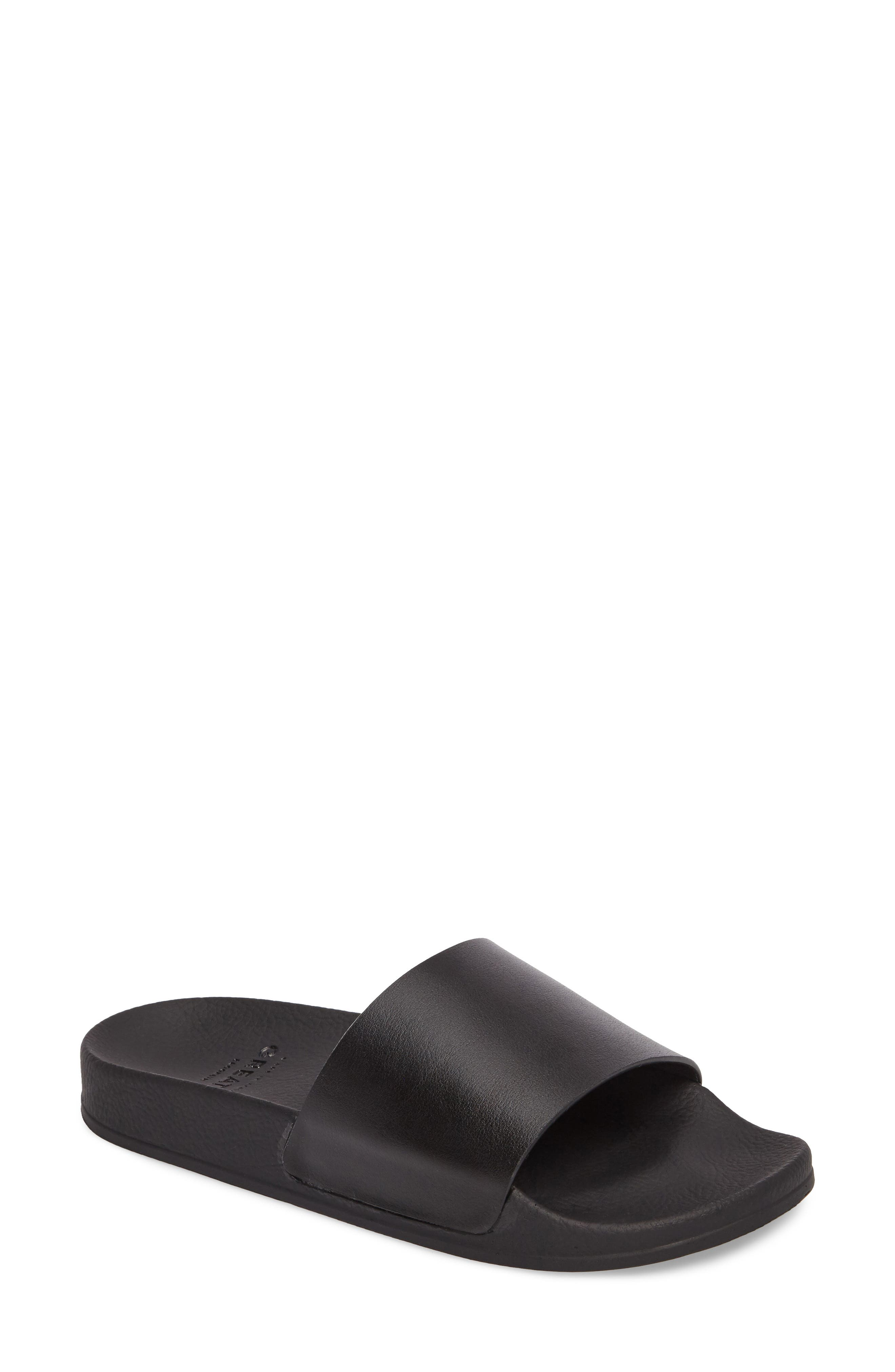 Amalfi Slide Sandal,                         Main,                         color, 001
