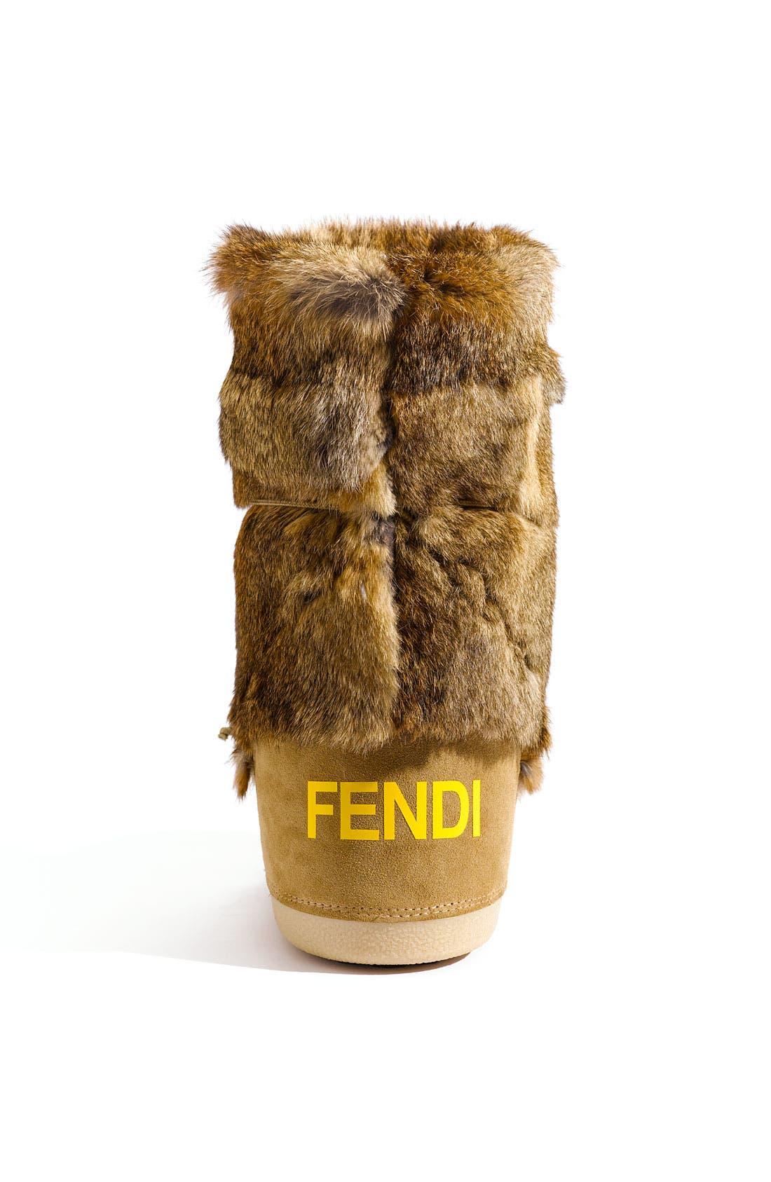 FENDI,                             'St. Mortiz' Boot,                             Alternate thumbnail 2, color,                             200