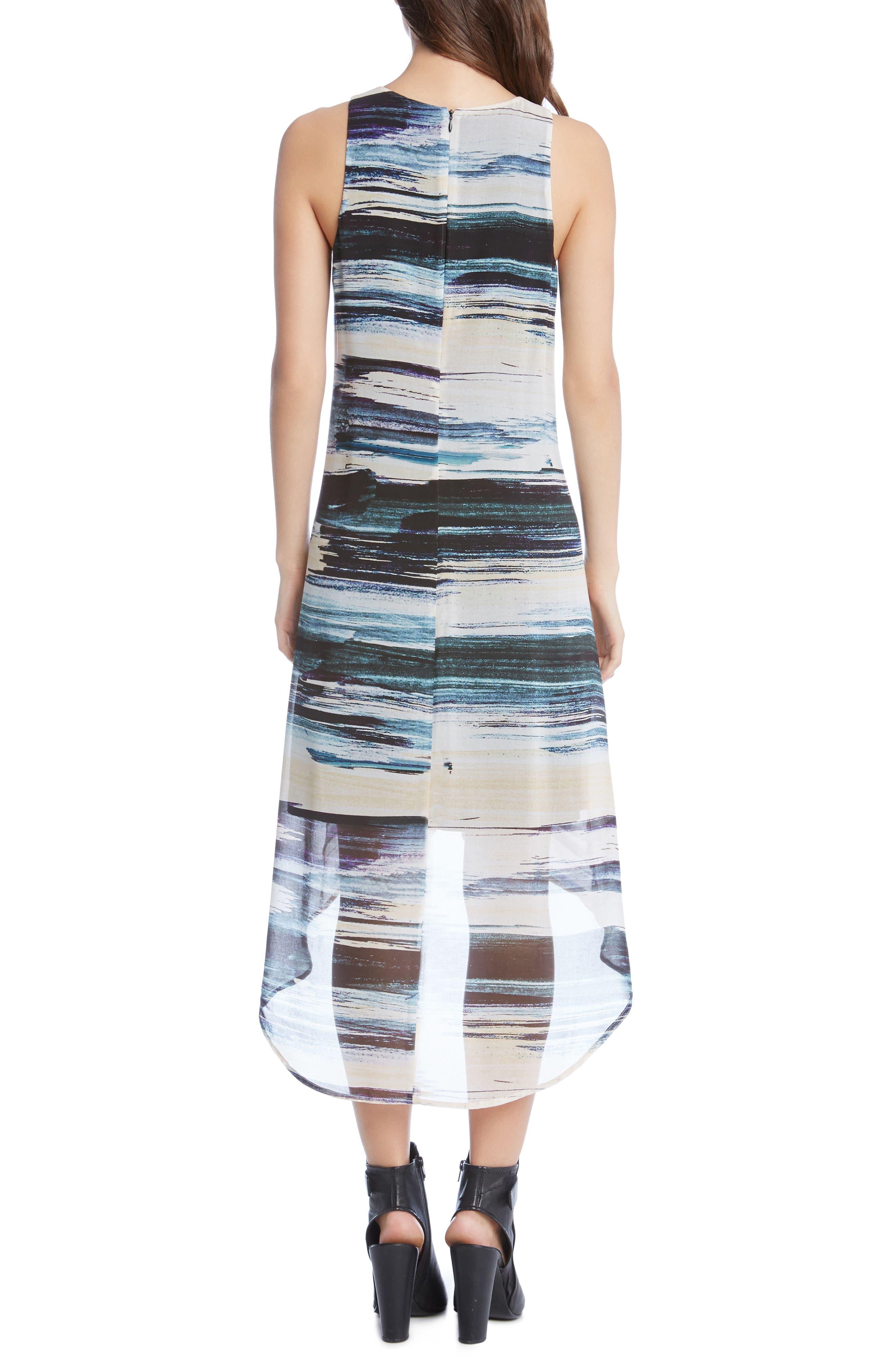 High/Low Hem Maxi Dress,                             Alternate thumbnail 2, color,                             460