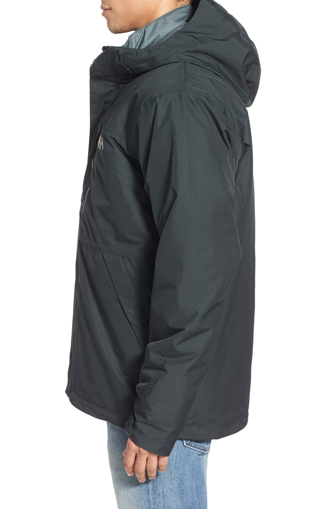 Squamish 3-in-1 Water Repellent Hooded Jacket,                             Alternate thumbnail 16, color,