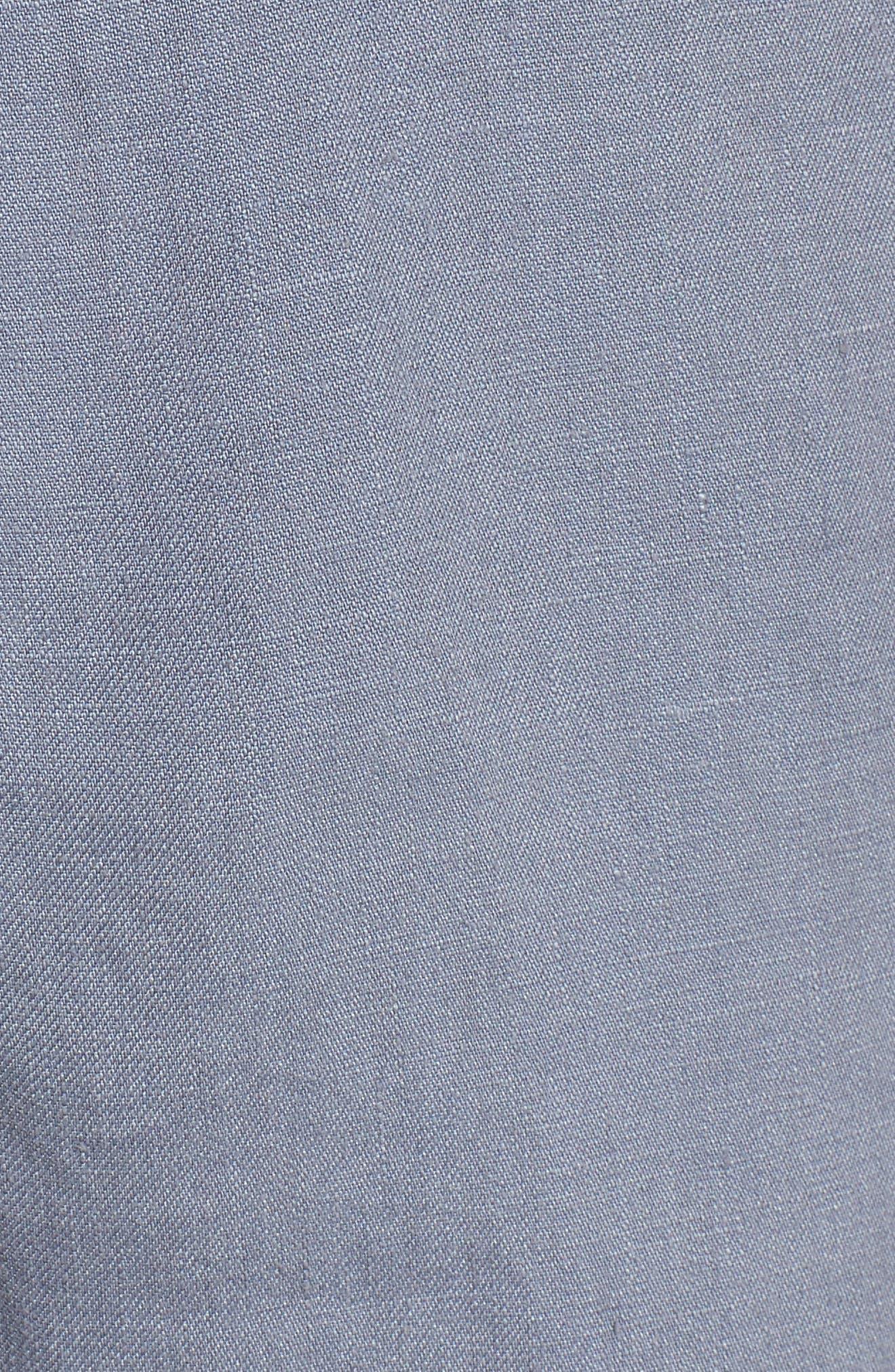 Crigan Linen Shorts,                             Alternate thumbnail 21, color,