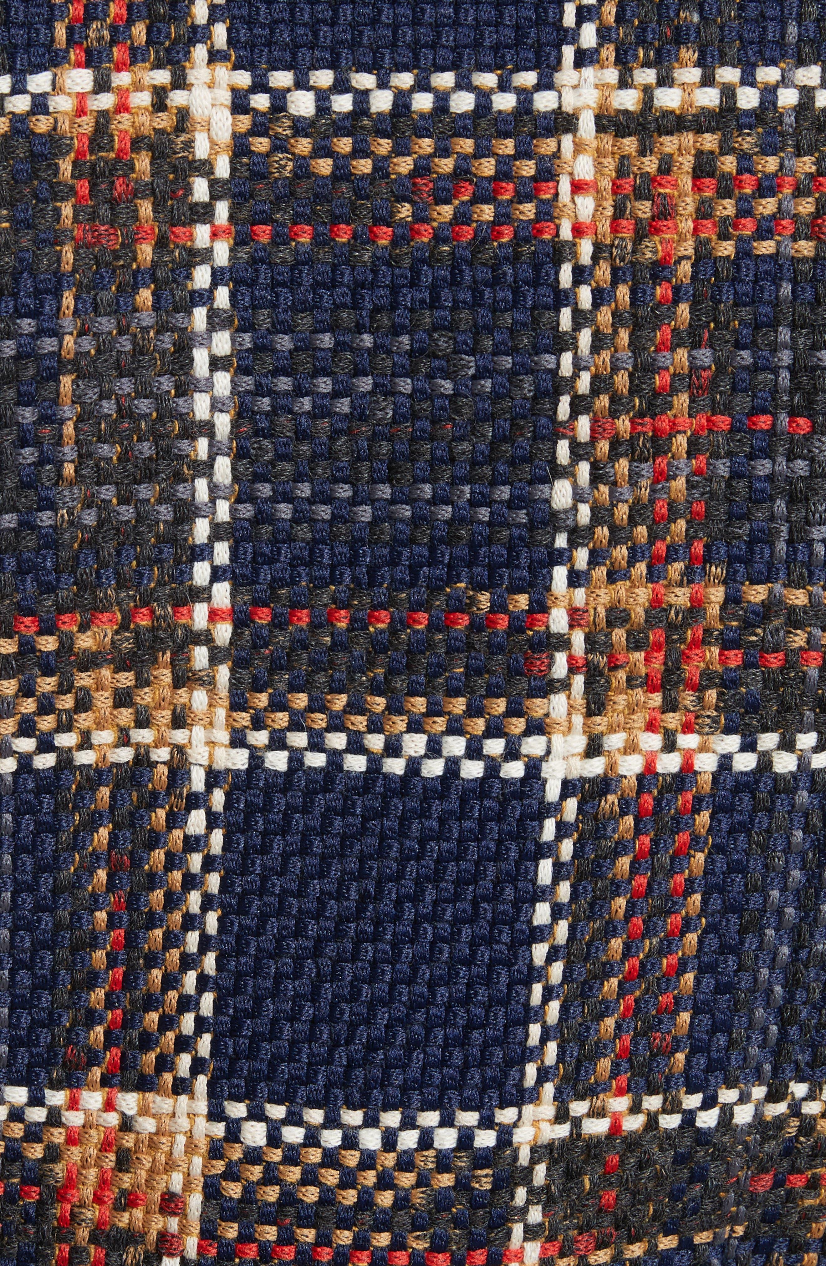 Crop Tweed Jacket,                             Alternate thumbnail 5, color,                             493