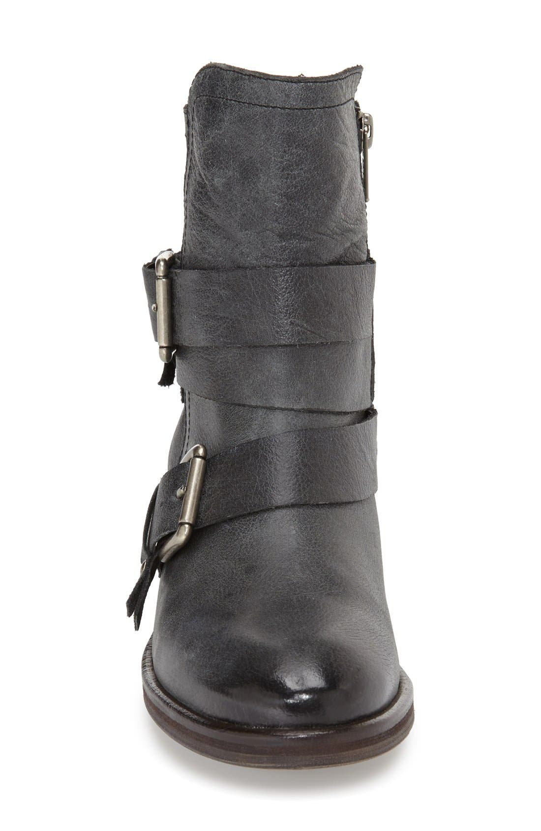 Treasure&Bond 'Sabana' Short Boot,                             Alternate thumbnail 2, color,                             001