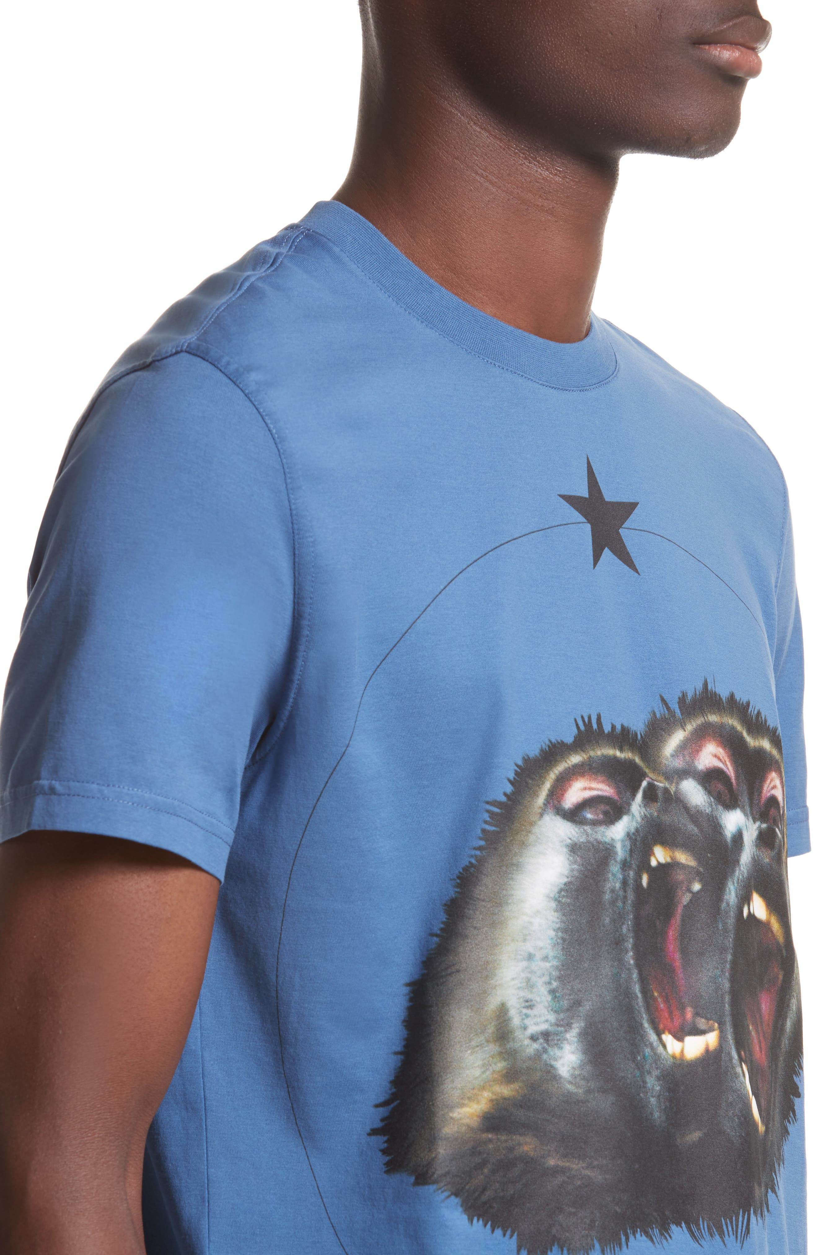 Cuban Fit Monkey Brothers Graphic T-Shirt,                             Alternate thumbnail 12, color,