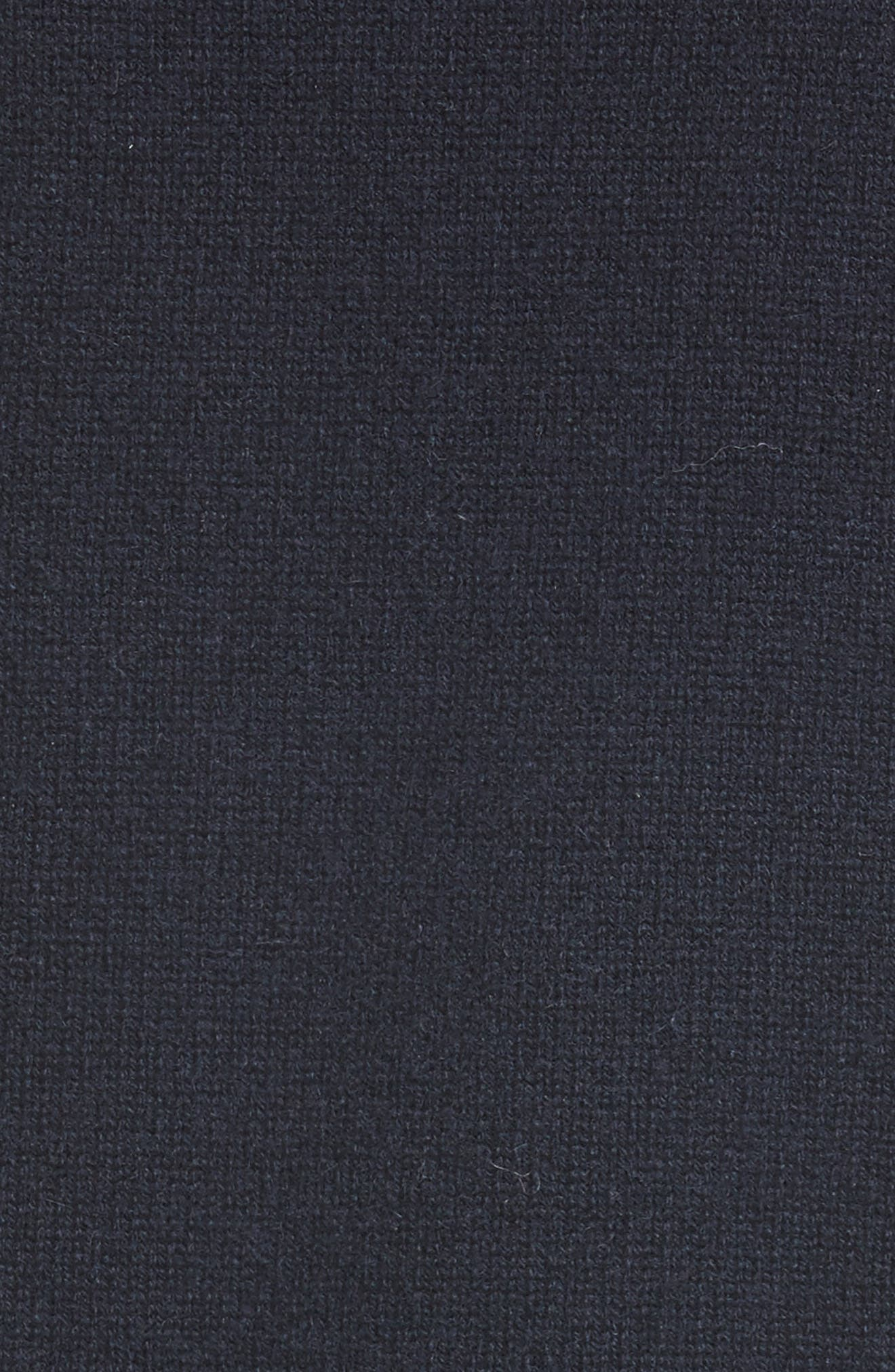 Cashmere Turtleneck Sweater,                             Alternate thumbnail 5, color,                             400