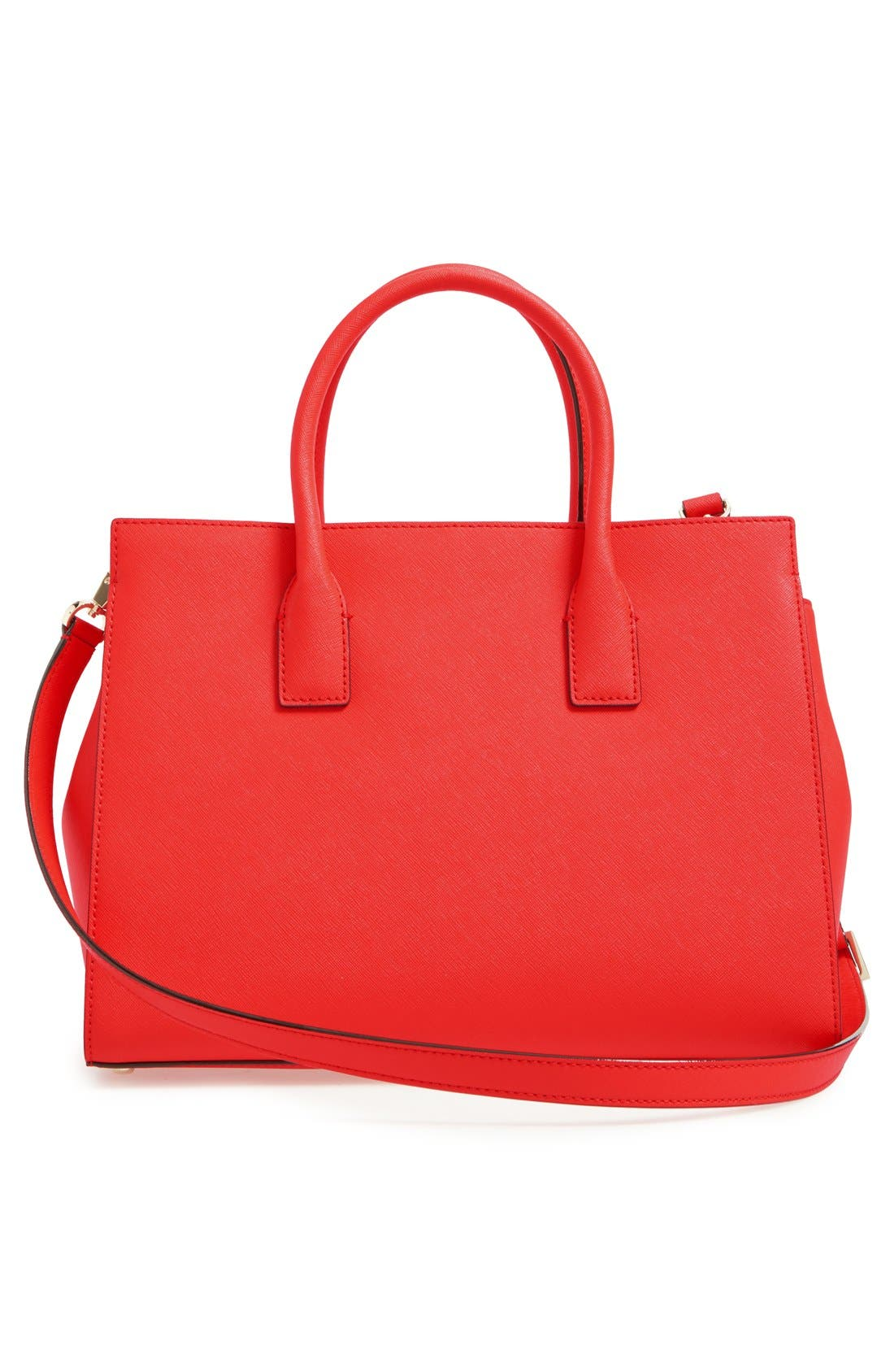 cameron street - candace leather satchel,                             Alternate thumbnail 53, color,
