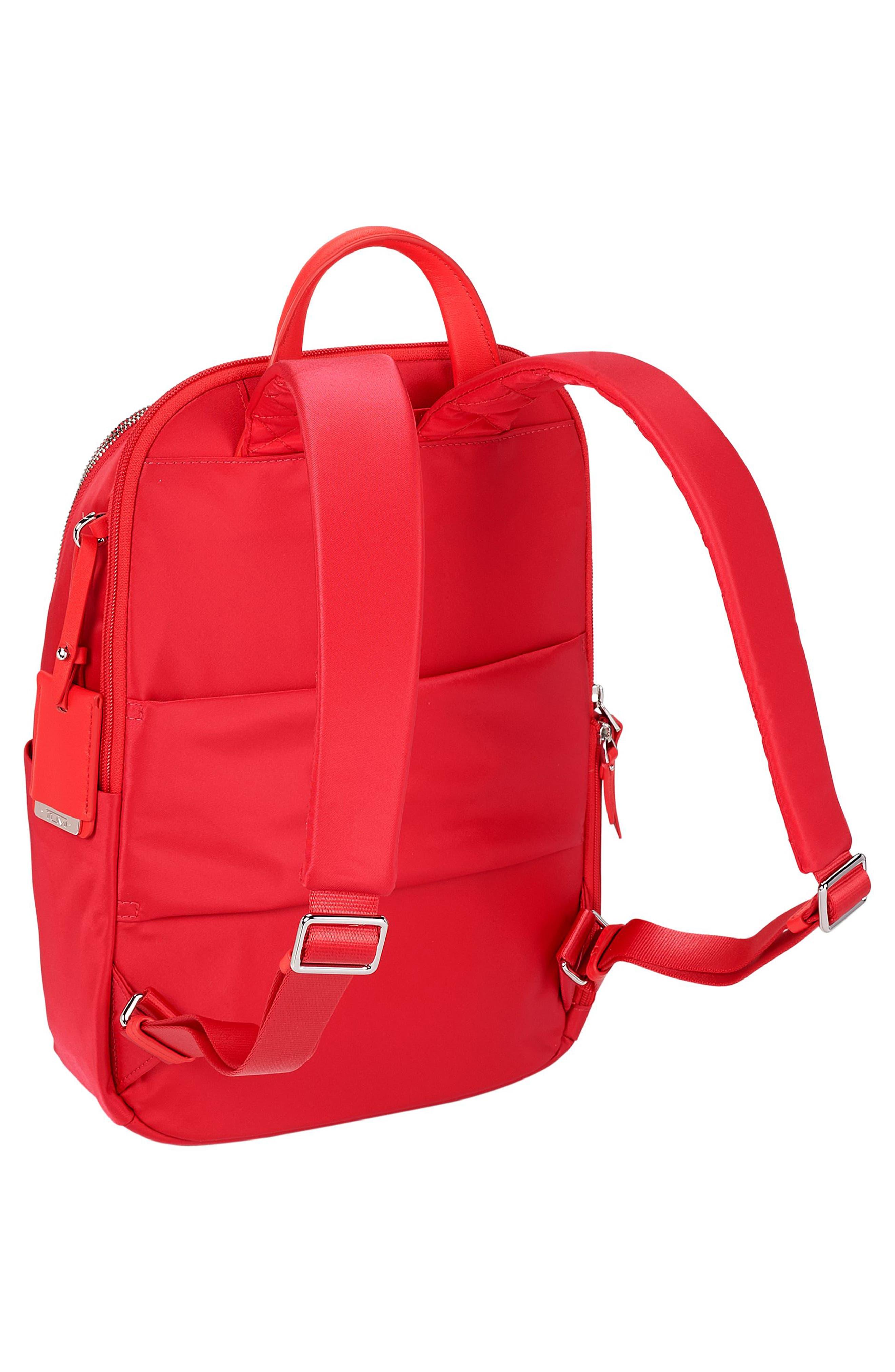 Voyageur - Small Daniella Nylon Backpack,                             Alternate thumbnail 3, color,                             650