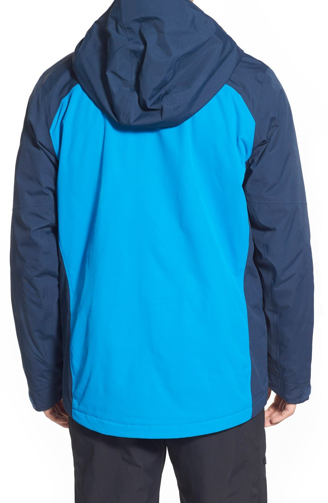 'Dragon's Back<sup>™</sup>' Waterproof Ski Jacket,                             Alternate thumbnail 3, color,                             425