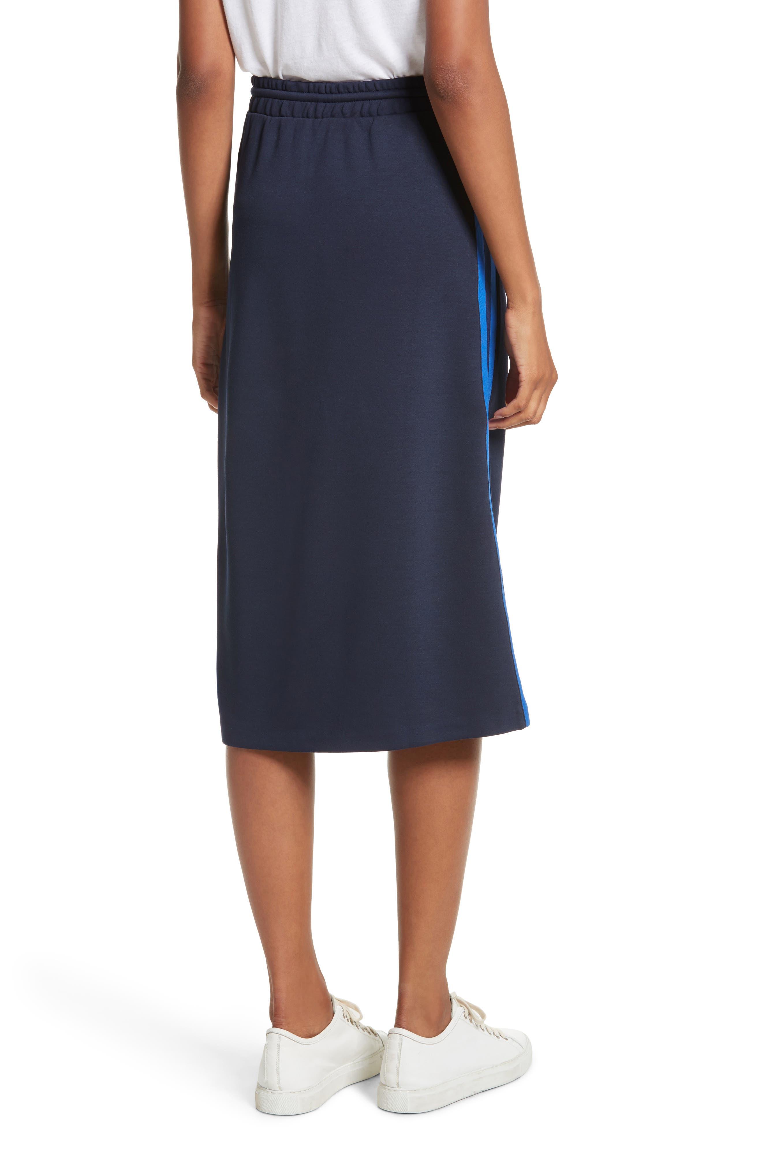 être cécile A-Line Midi Skirt,                             Alternate thumbnail 2, color,                             400