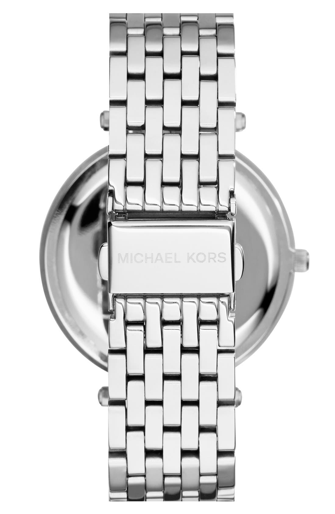 'Darci' Round Bracelet Watch, 39mm,                             Alternate thumbnail 46, color,