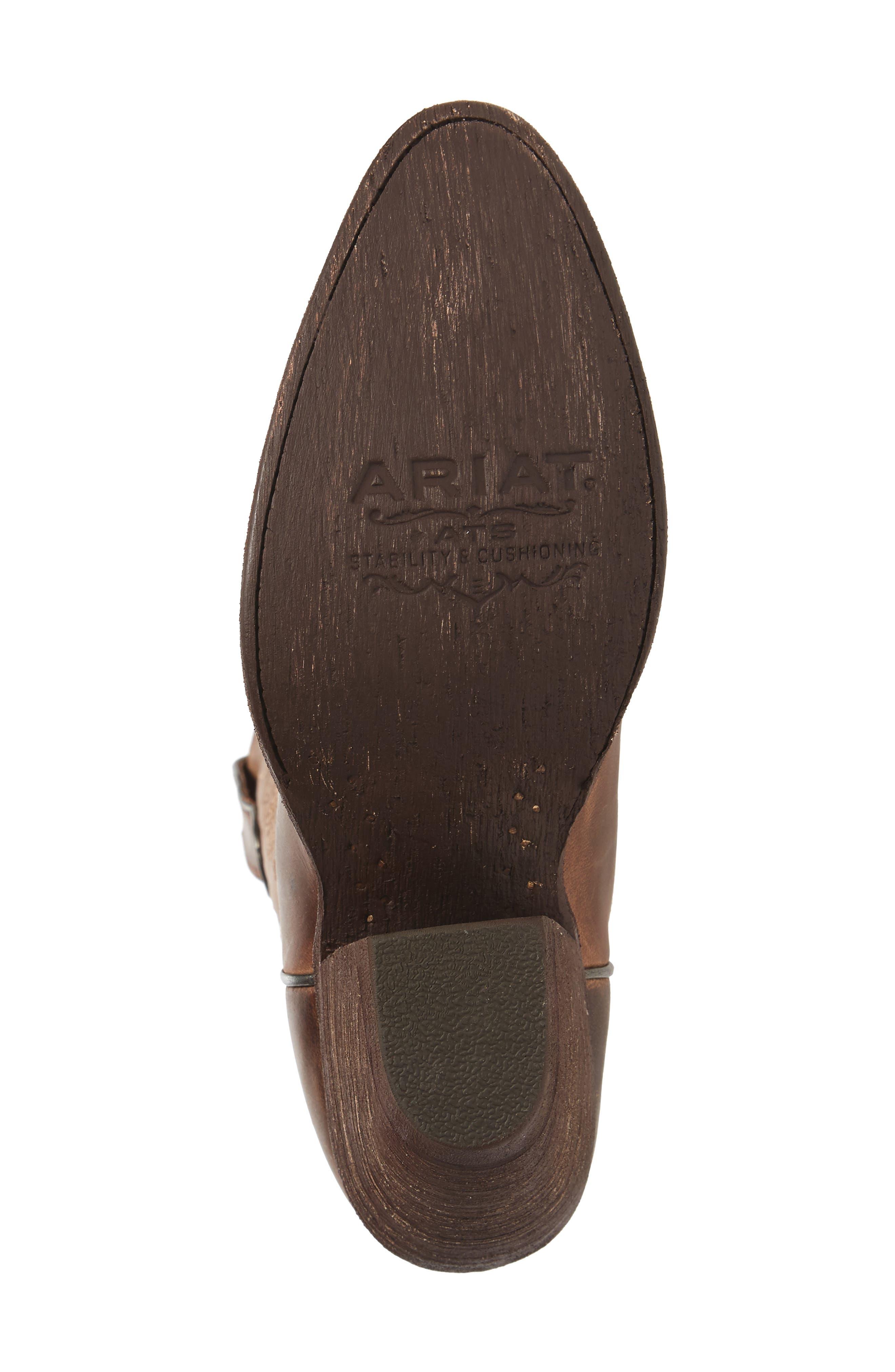 Shindig Western Boot,                             Alternate thumbnail 6, color,                             200