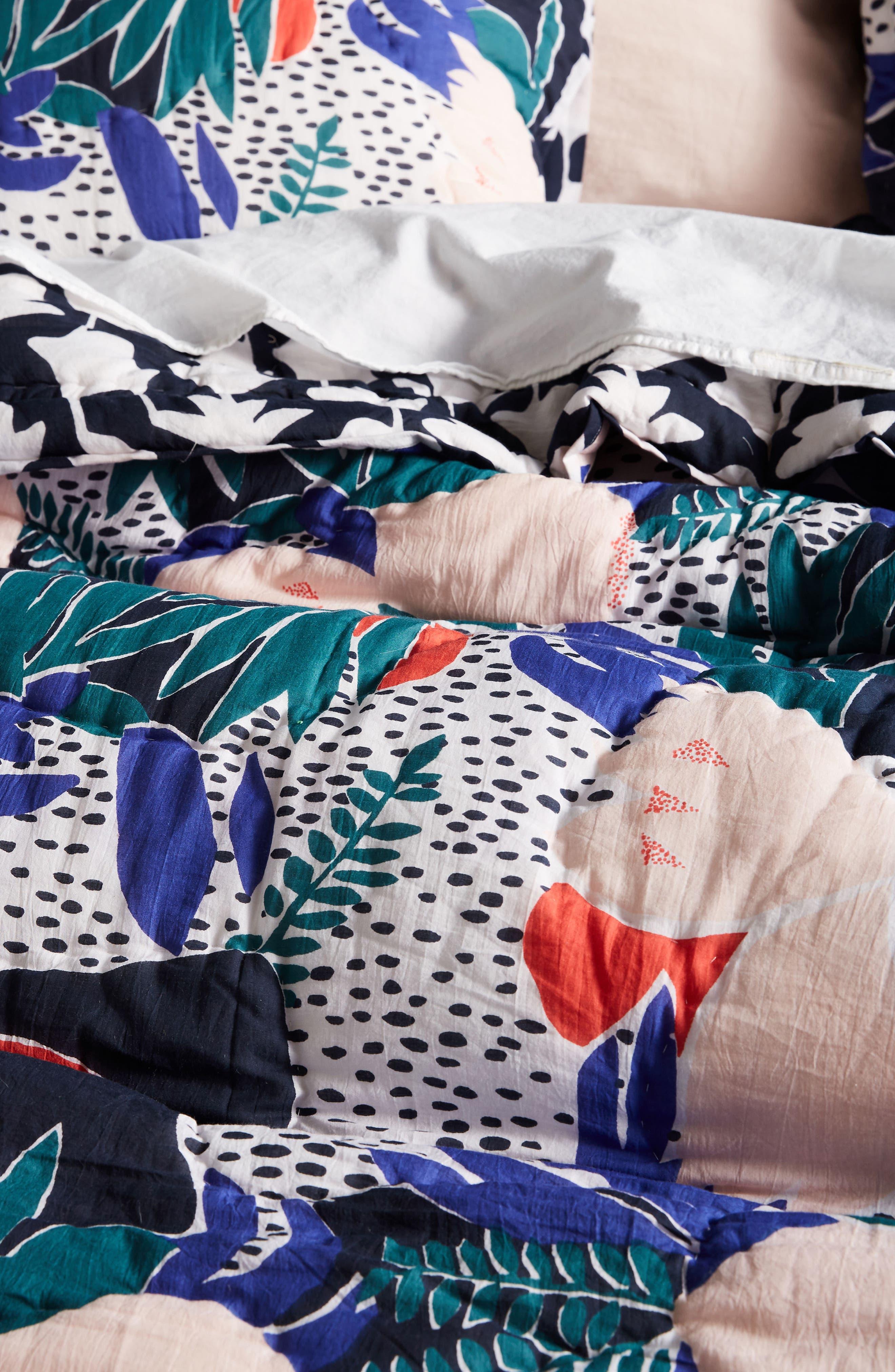 Cassie Byrnes Melbourne Quilt,                             Alternate thumbnail 3, color,                             400