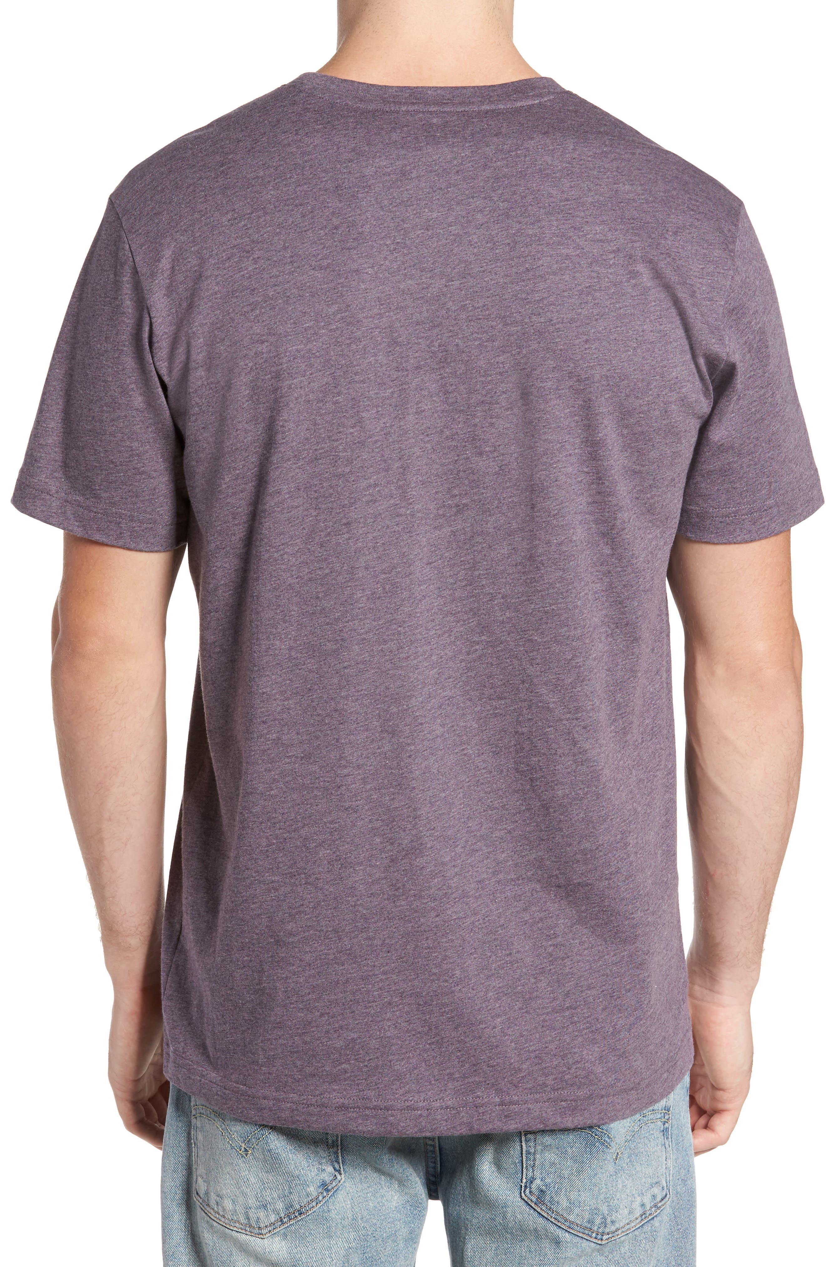 V-Neck T-Shirt,                             Alternate thumbnail 15, color,
