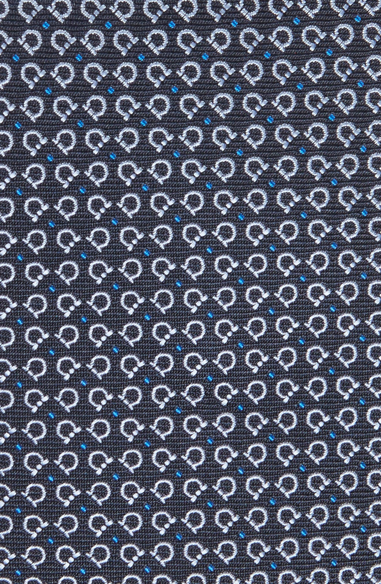 Elva Print Silk Tie,                             Alternate thumbnail 2, color,                             491