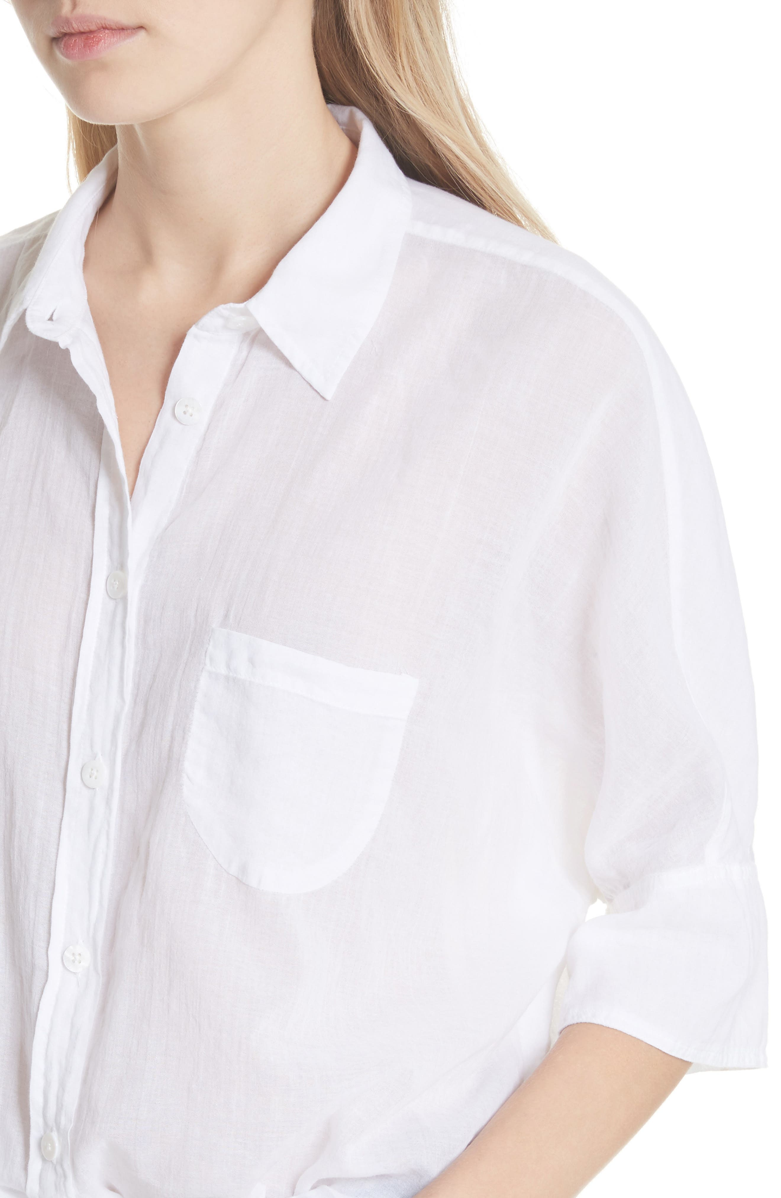 Best of Me Button Down Shirt,                             Alternate thumbnail 14, color,