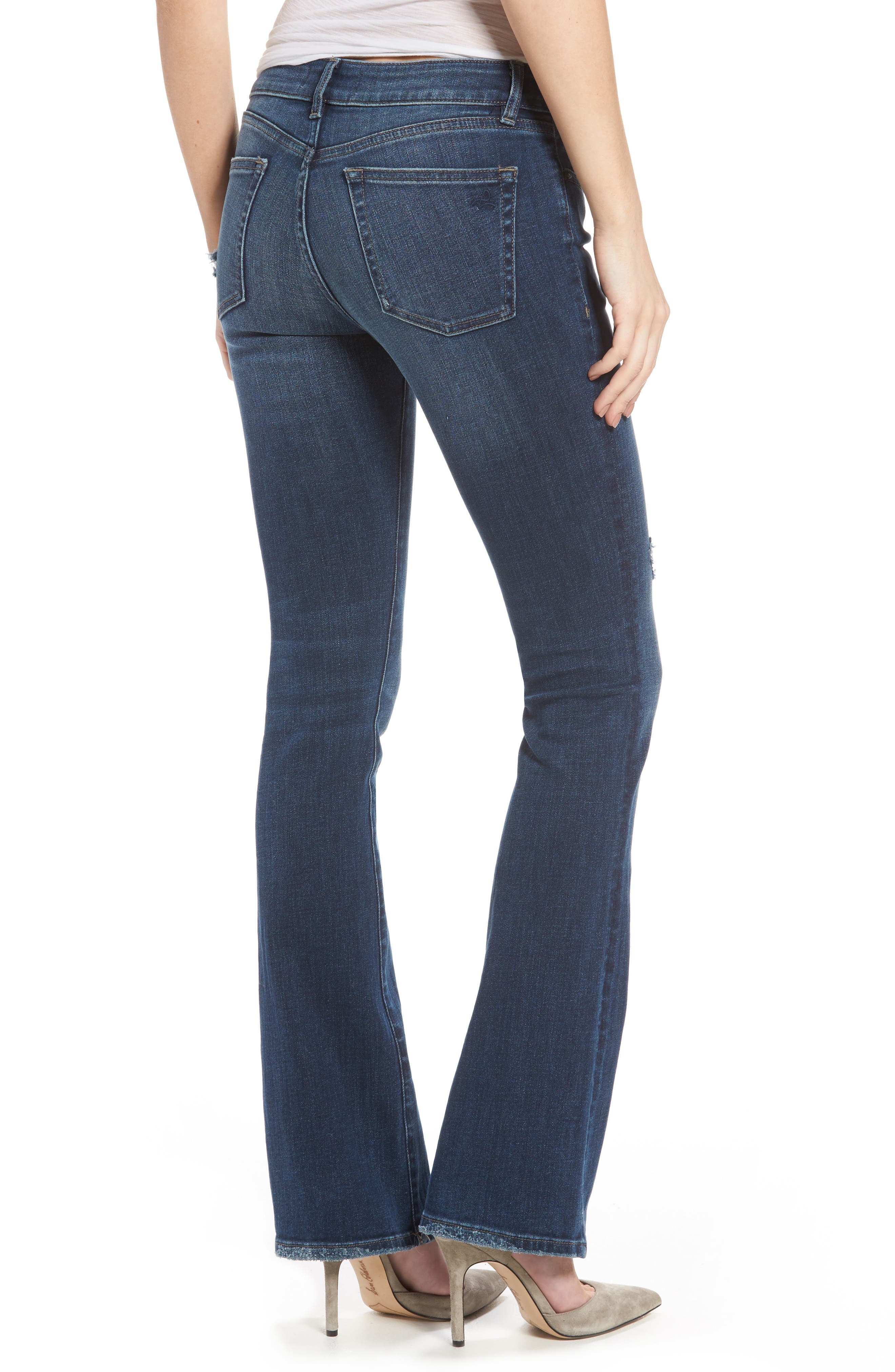 Bridget Bootcut Jeans,                             Alternate thumbnail 2, color,                             425