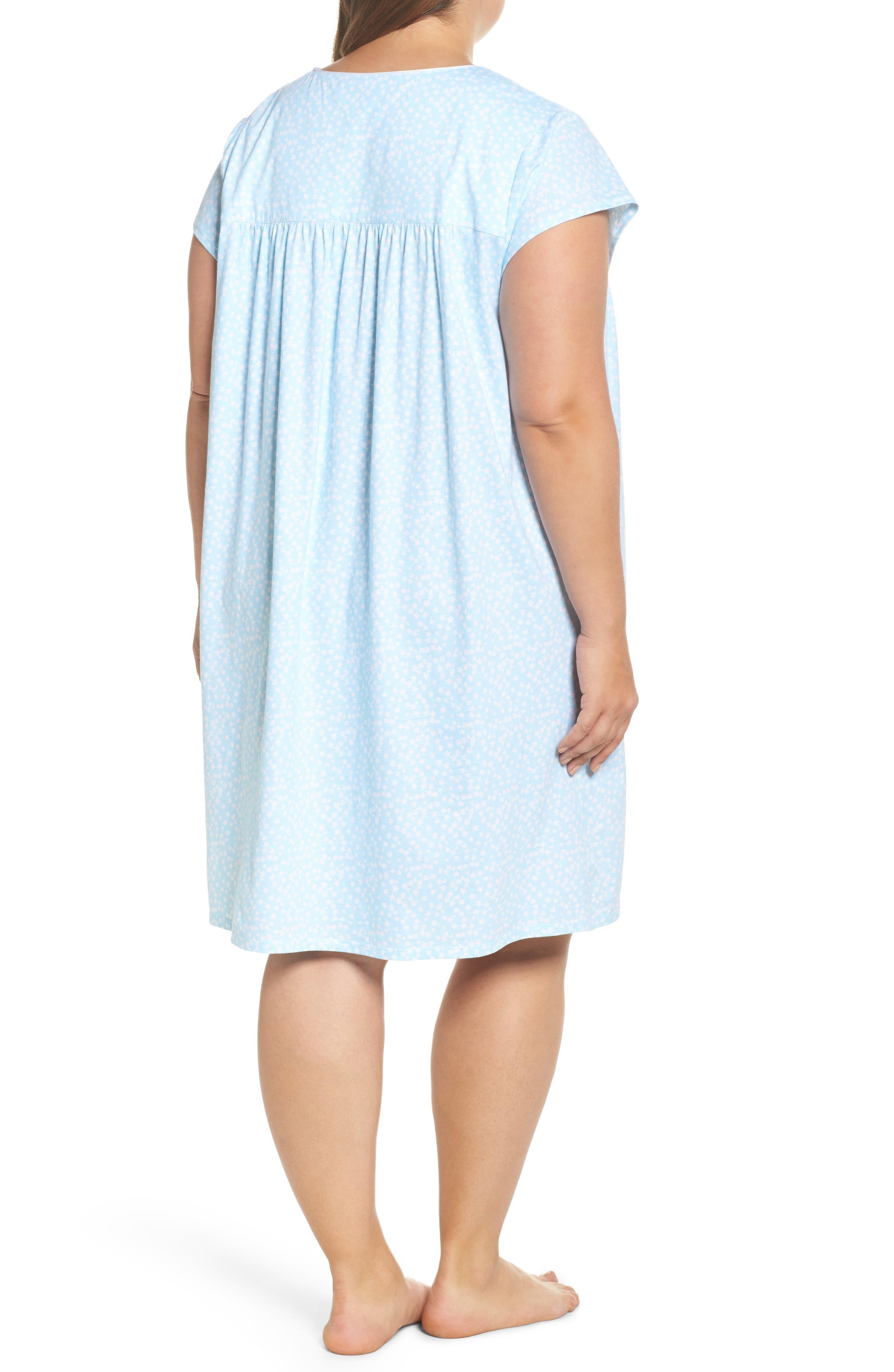 Short Nightgown,                             Alternate thumbnail 5, color,