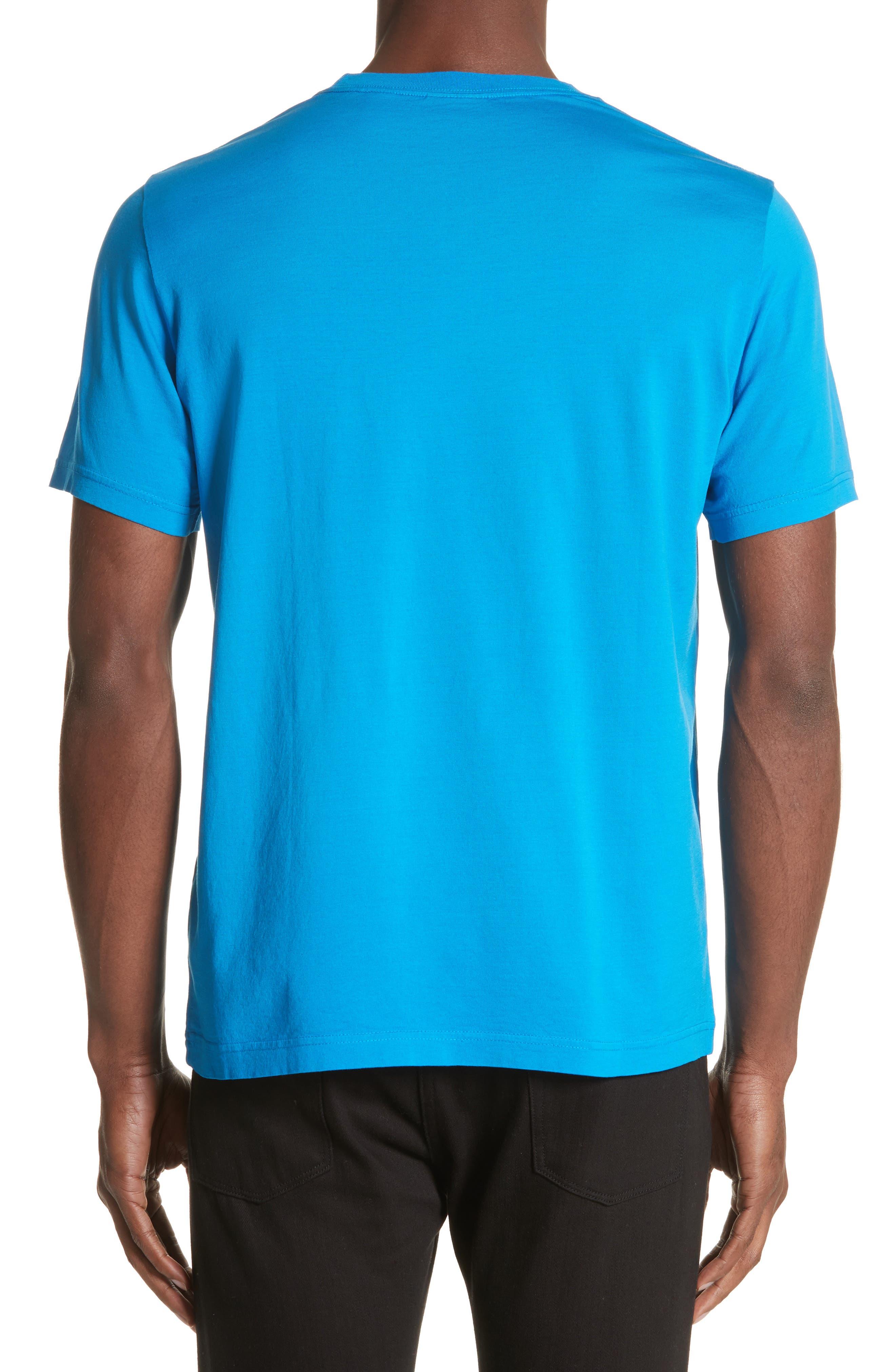 Skull Graphic T-Shirt,                             Alternate thumbnail 2, color,                             444