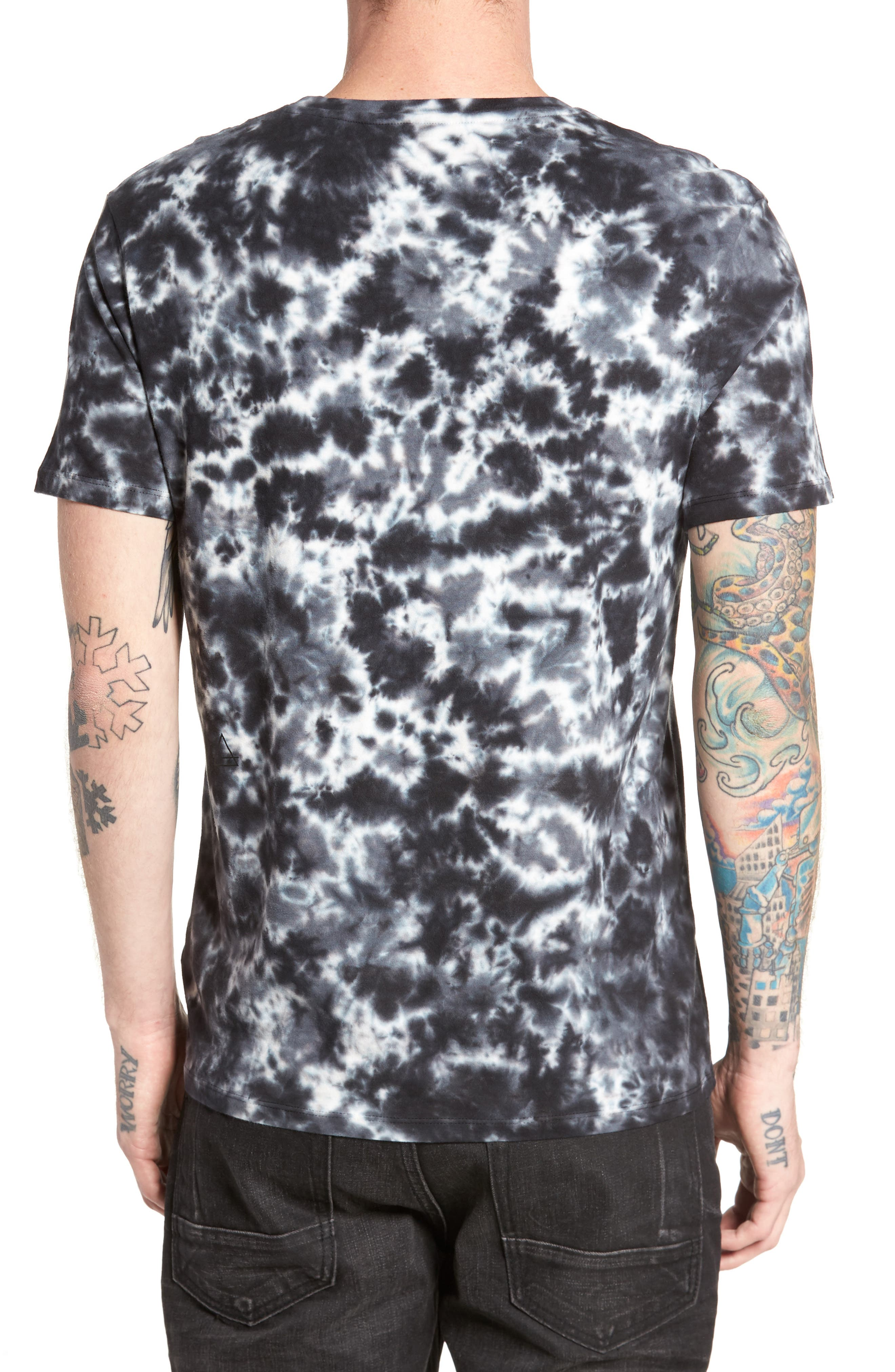 Rambo T-Shirt,                             Alternate thumbnail 2, color,