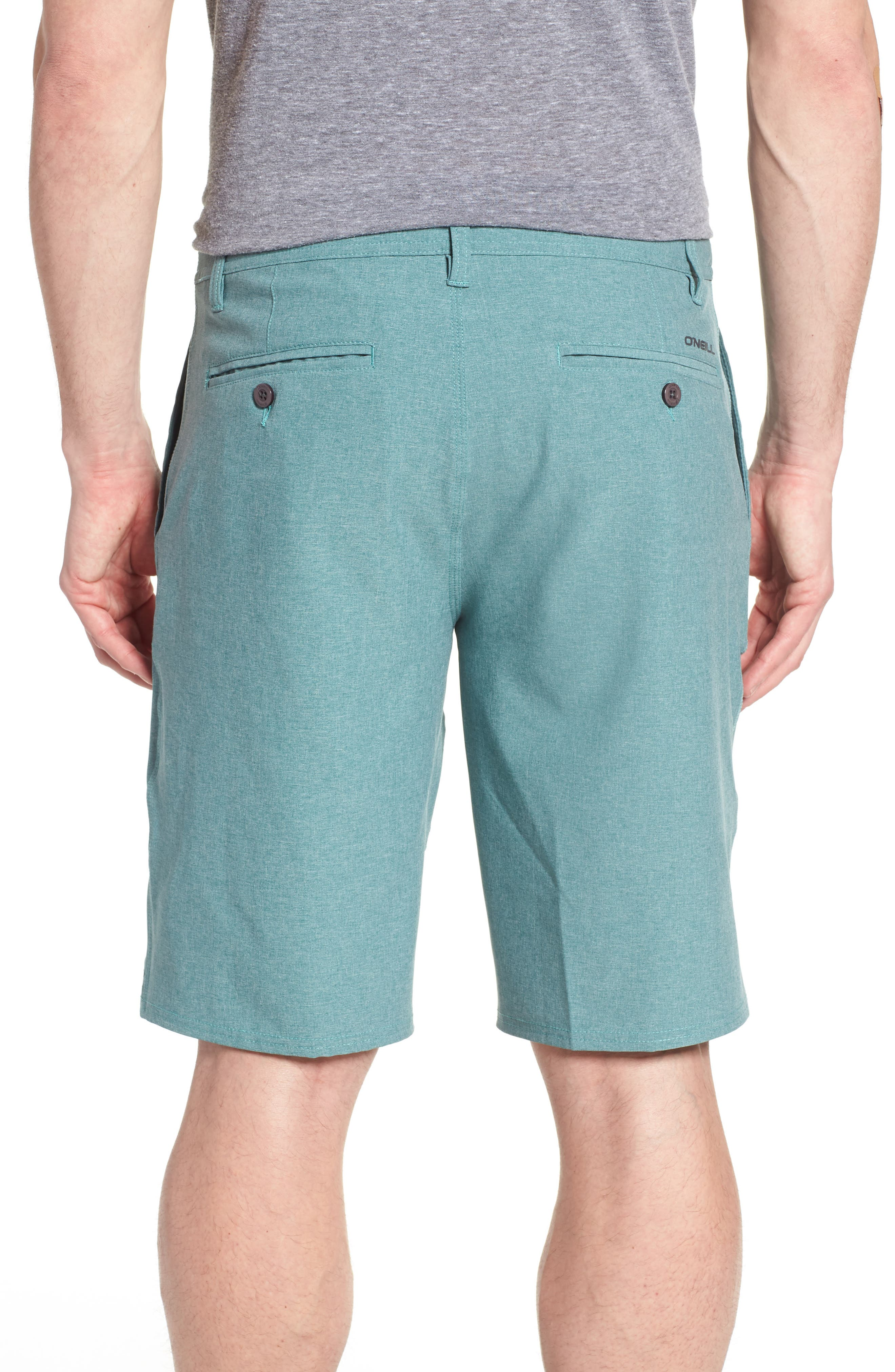 Loaded Heather Hybrid Shorts,                             Alternate thumbnail 2, color,                             300