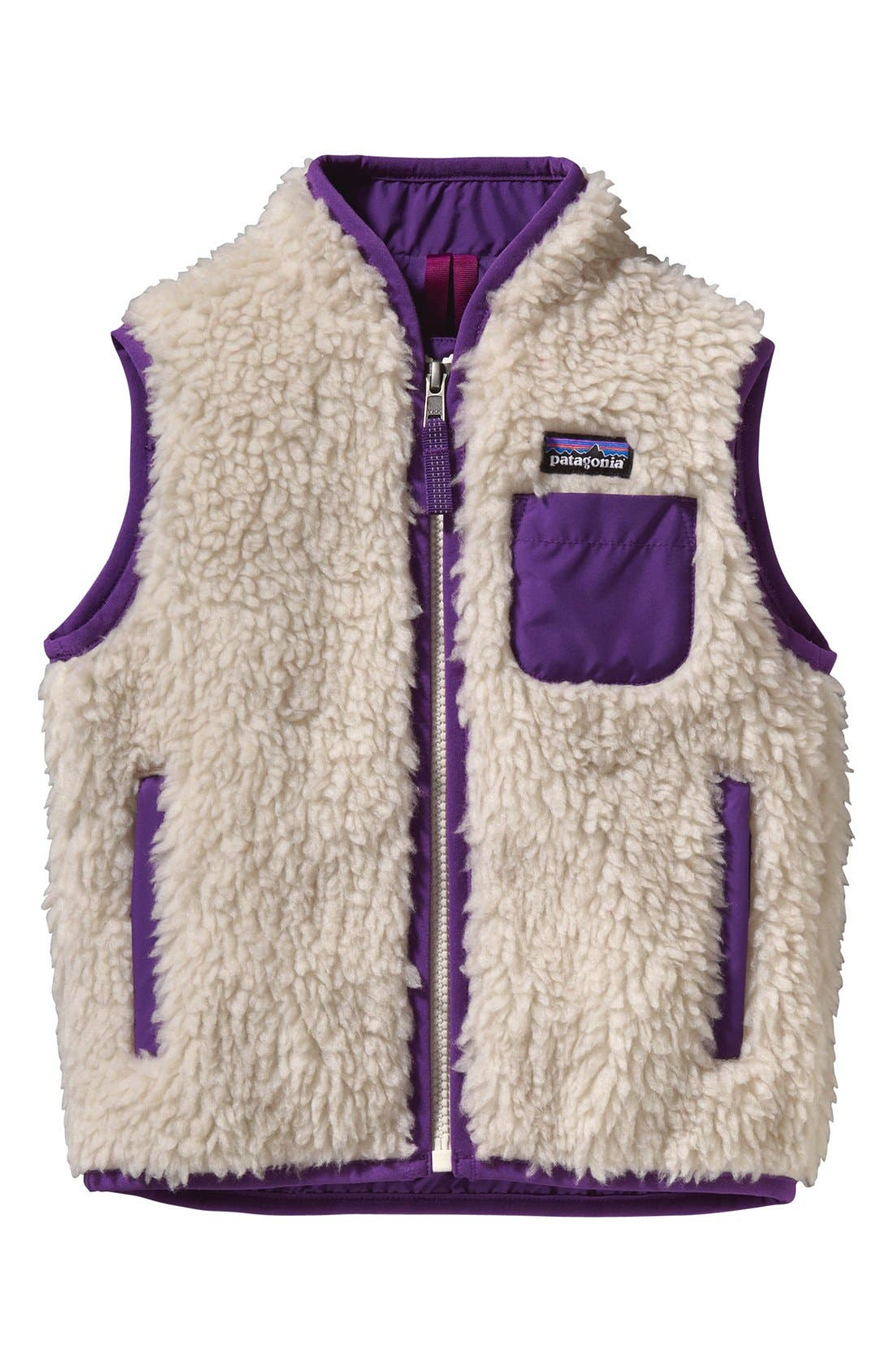 'Retro-X' Vest,                             Main thumbnail 1, color,                             500