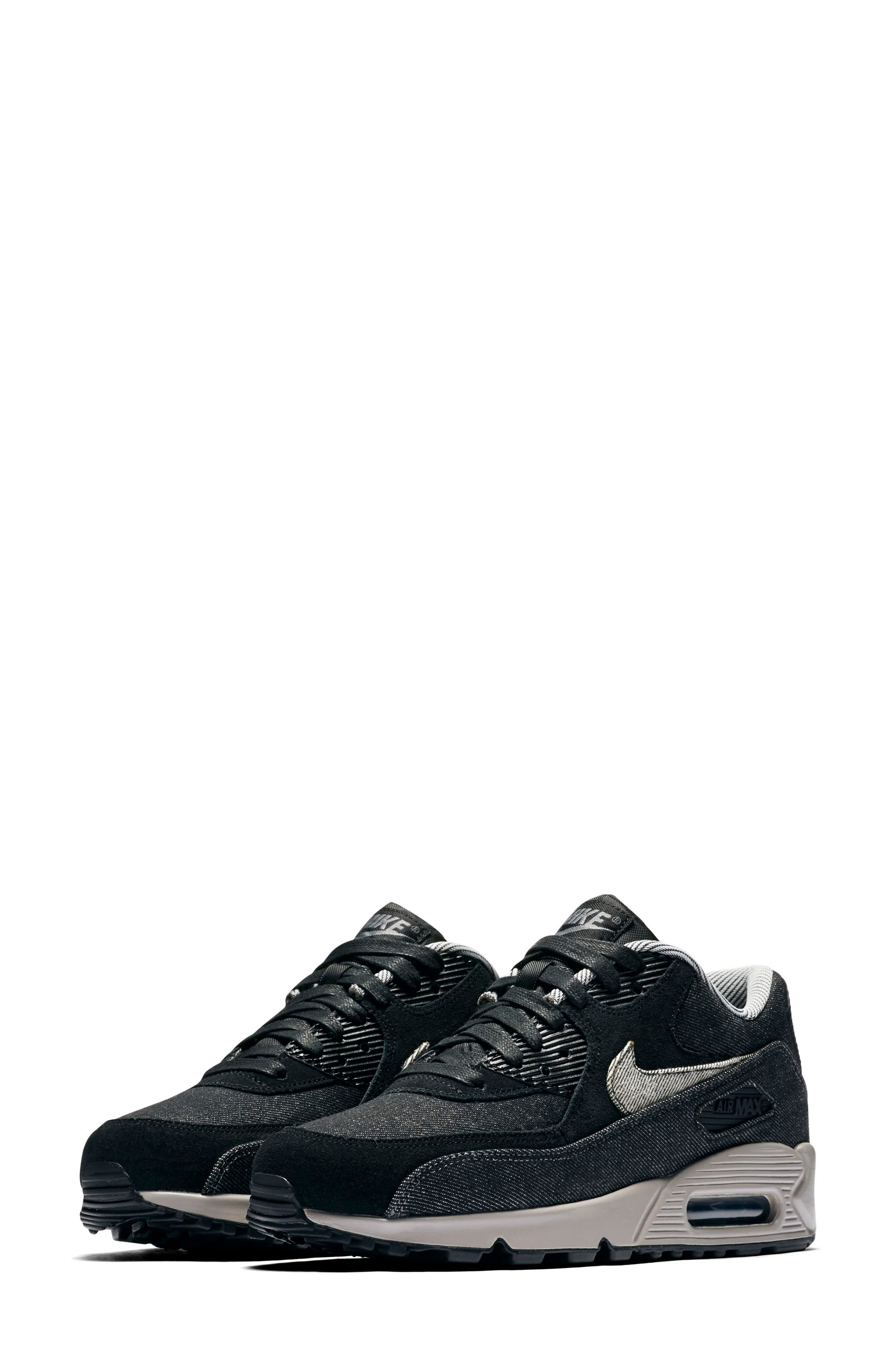 Air Max 90 SE Sneaker,                             Main thumbnail 5, color,