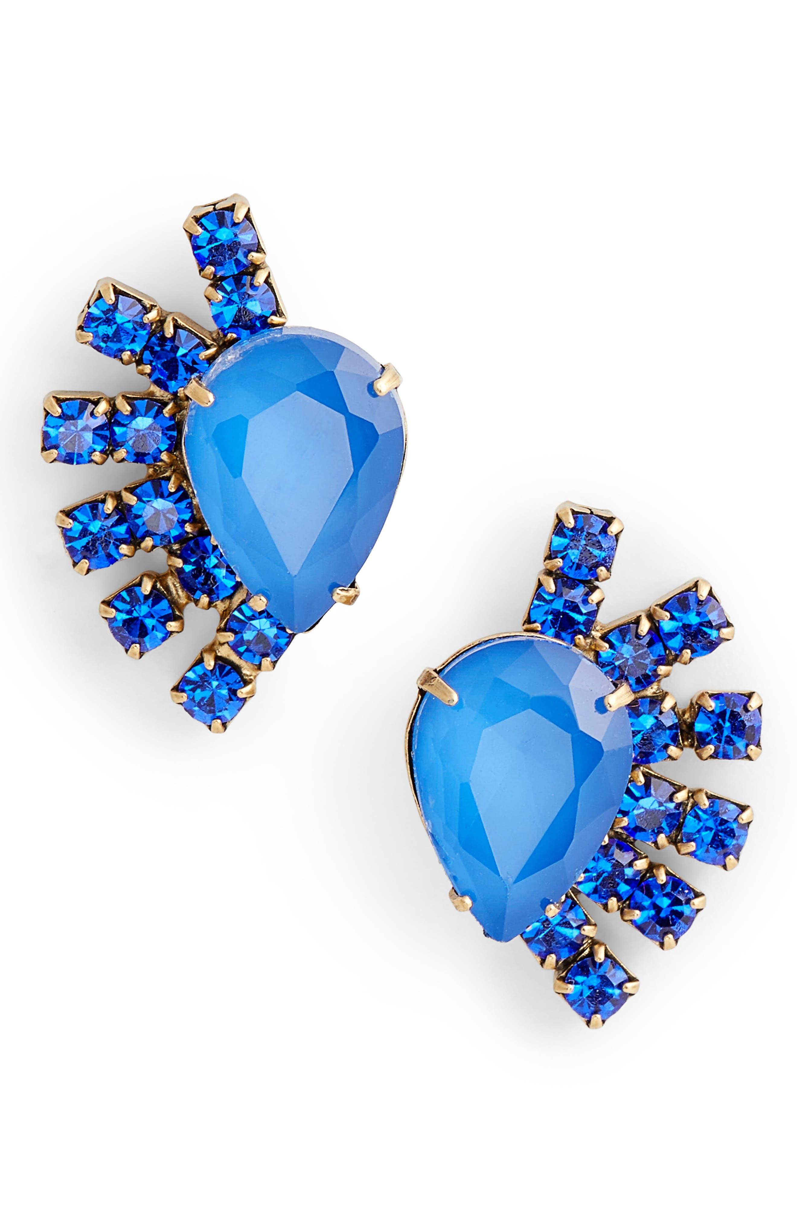 Olivia Stud Earrings,                             Main thumbnail 3, color,