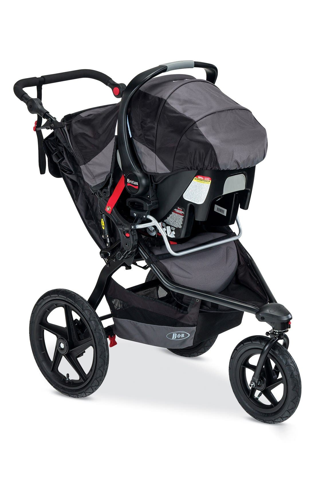 'Click & Go' Adapters for Britax<sup>®</sup> & BOB Infant Car Seats,                             Alternate thumbnail 3, color,                             NONE