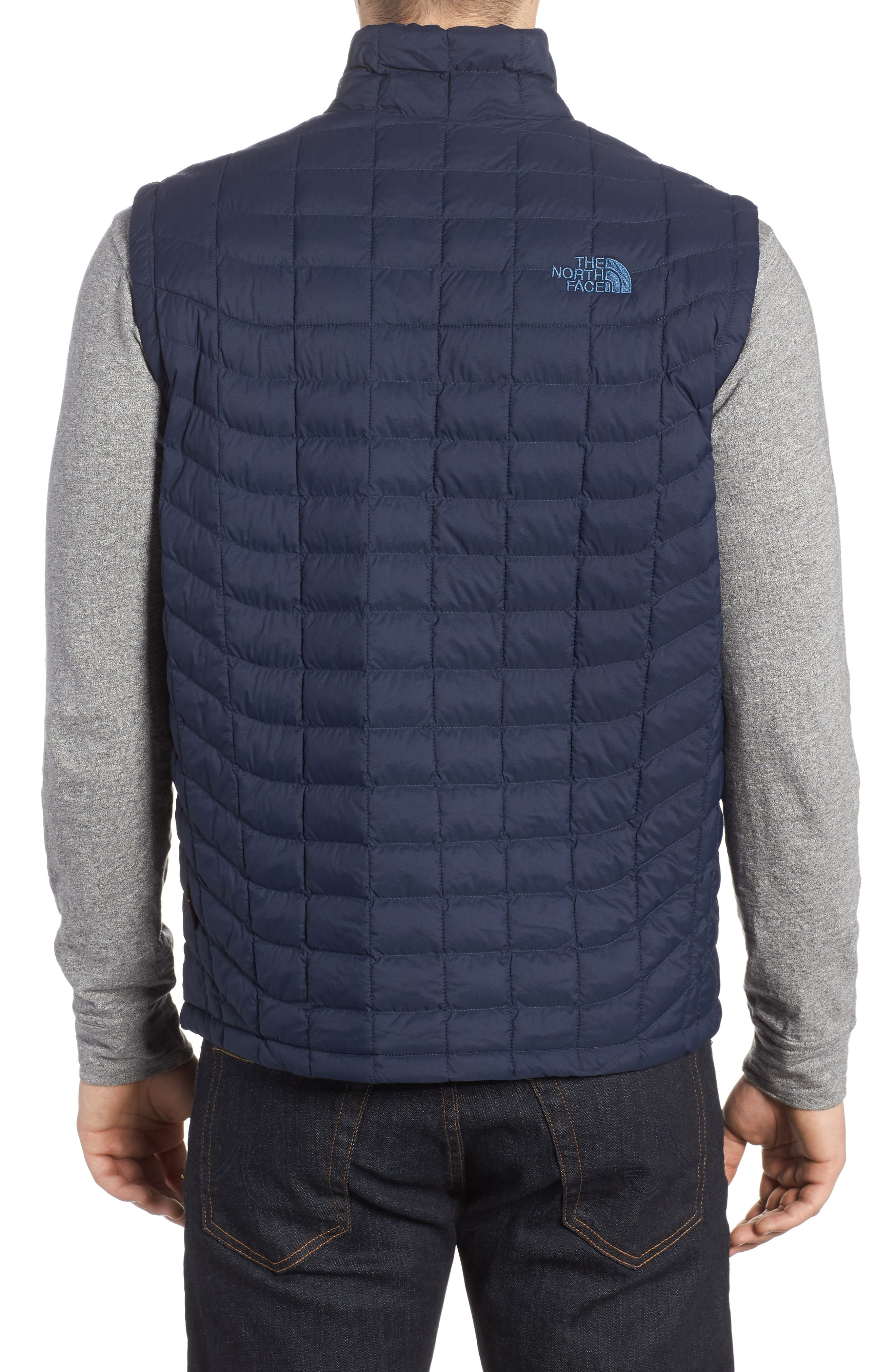 'ThermoBall<sup>™</sup>' Packable PrimaLoft<sup>®</sup> Vest,                             Alternate thumbnail 28, color,