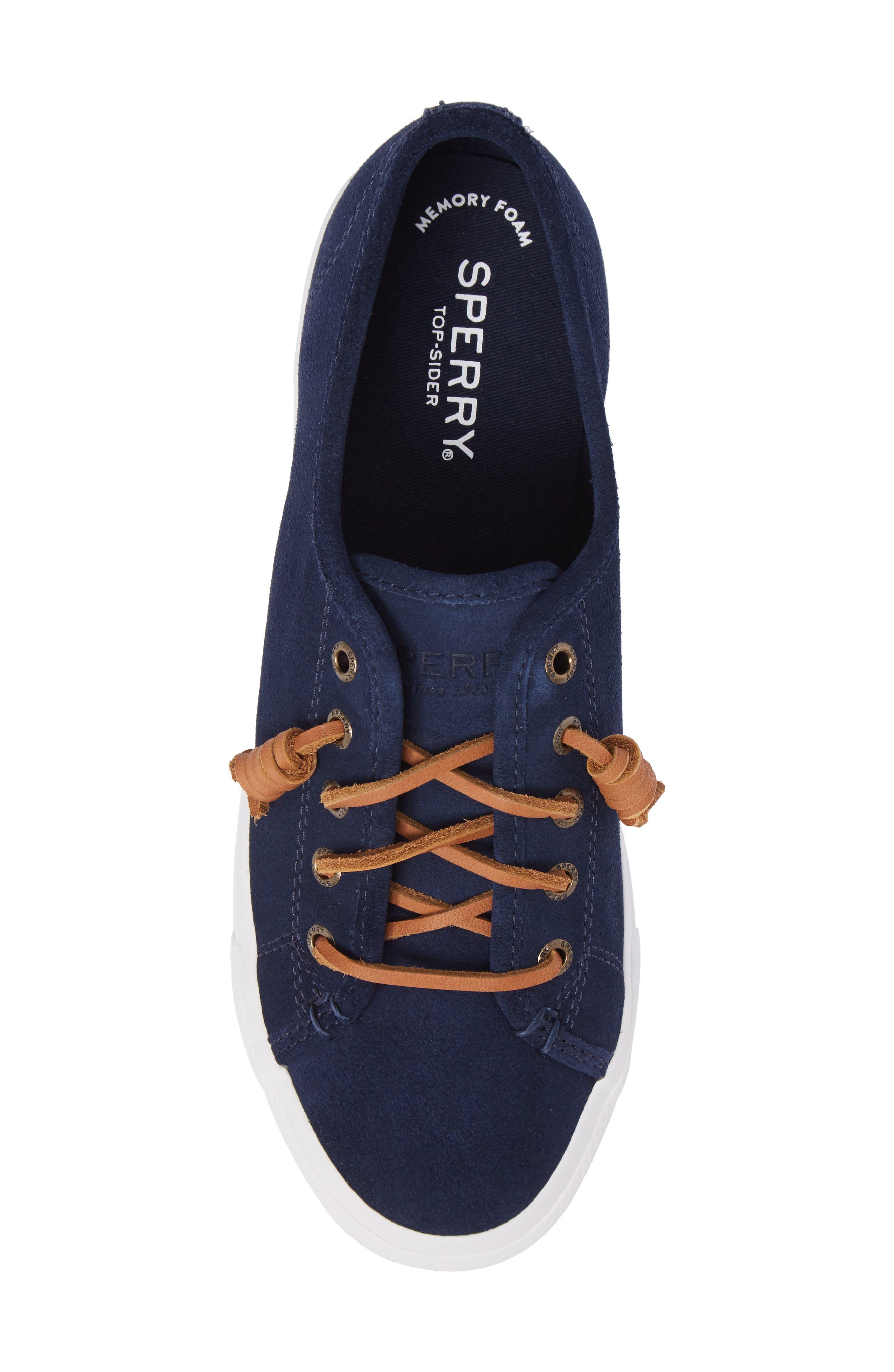 Sky Sail Platform Sneaker,                             Alternate thumbnail 5, color,                             410