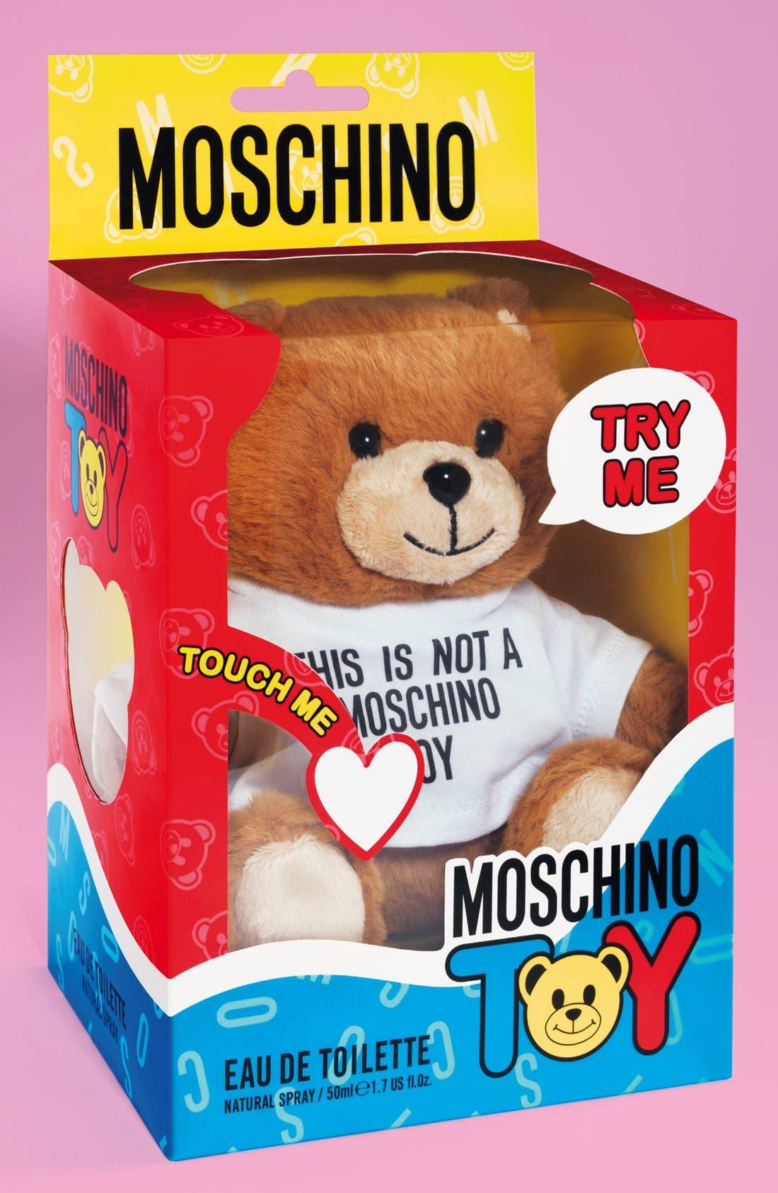 'Moschino Toy' Eau de Toilette,                             Alternate thumbnail 5, color,                             000