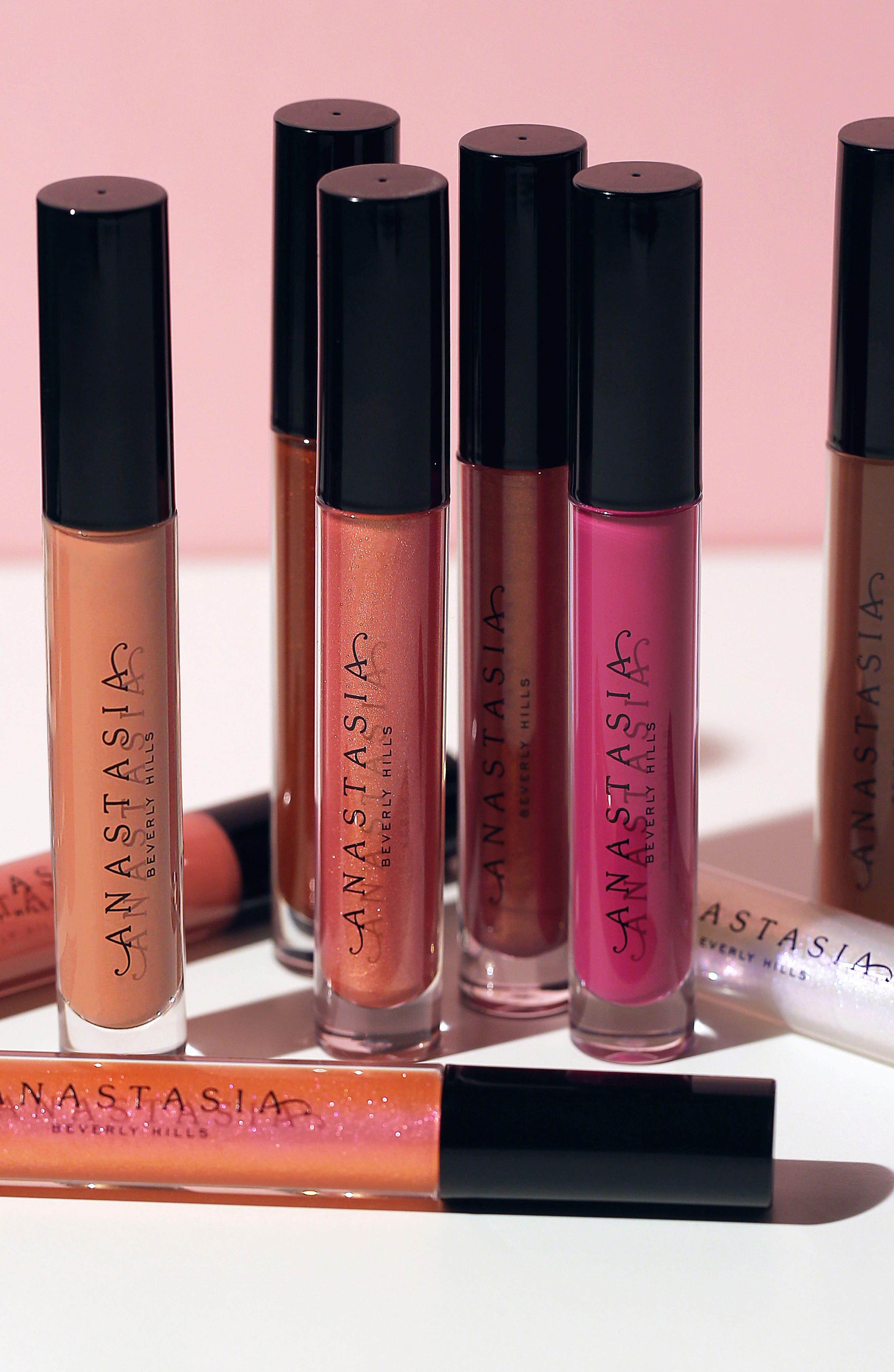 Lip Gloss,                             Alternate thumbnail 5, color,                             GILDED