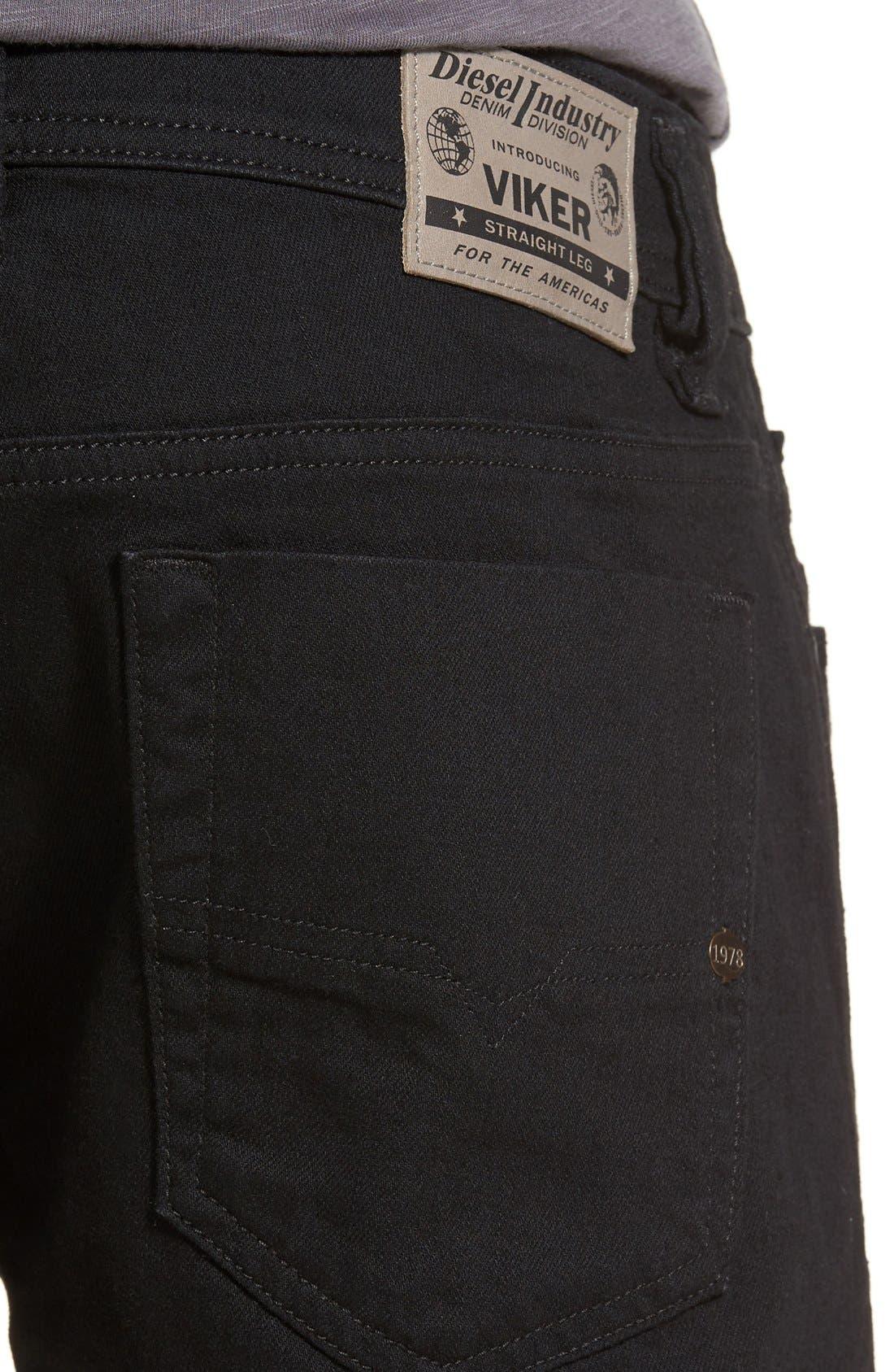 'Viker' Straight Fit Jeans,                             Alternate thumbnail 2, color,                             008