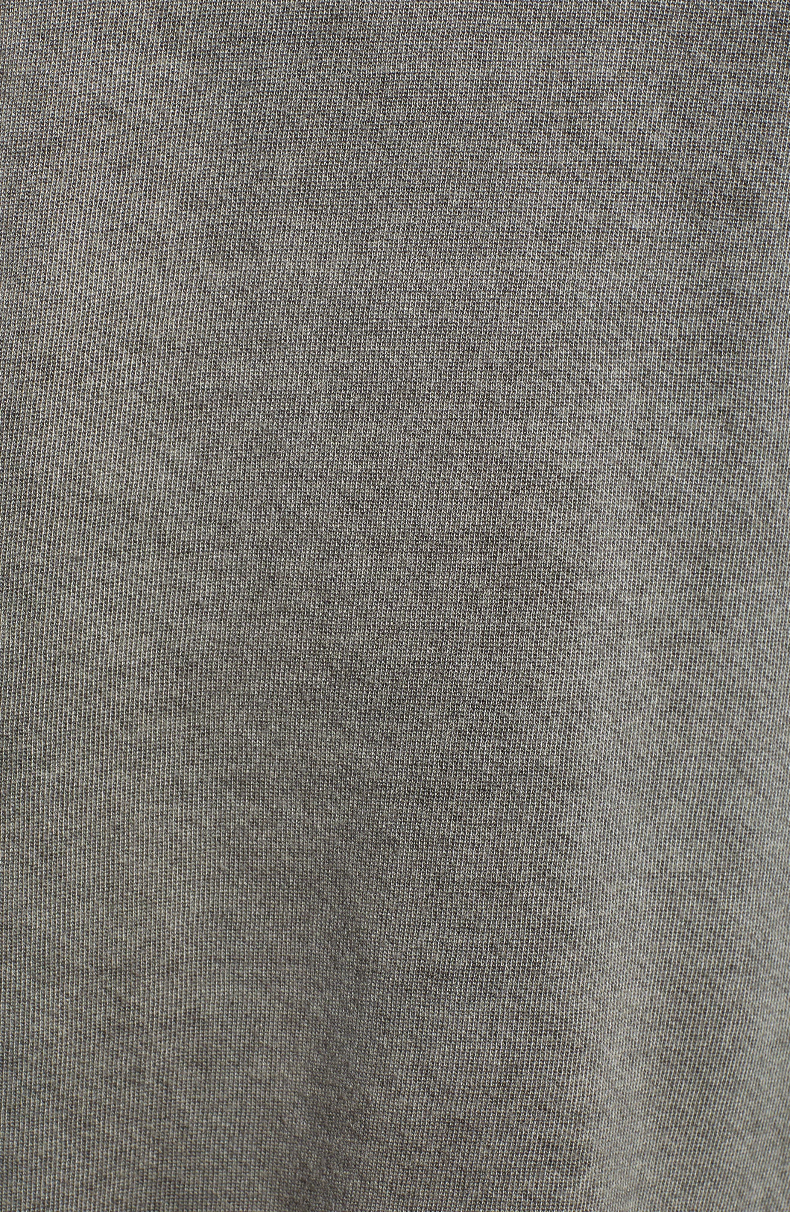 Honey Faded Sweatshirt,                             Alternate thumbnail 5, color,                             300