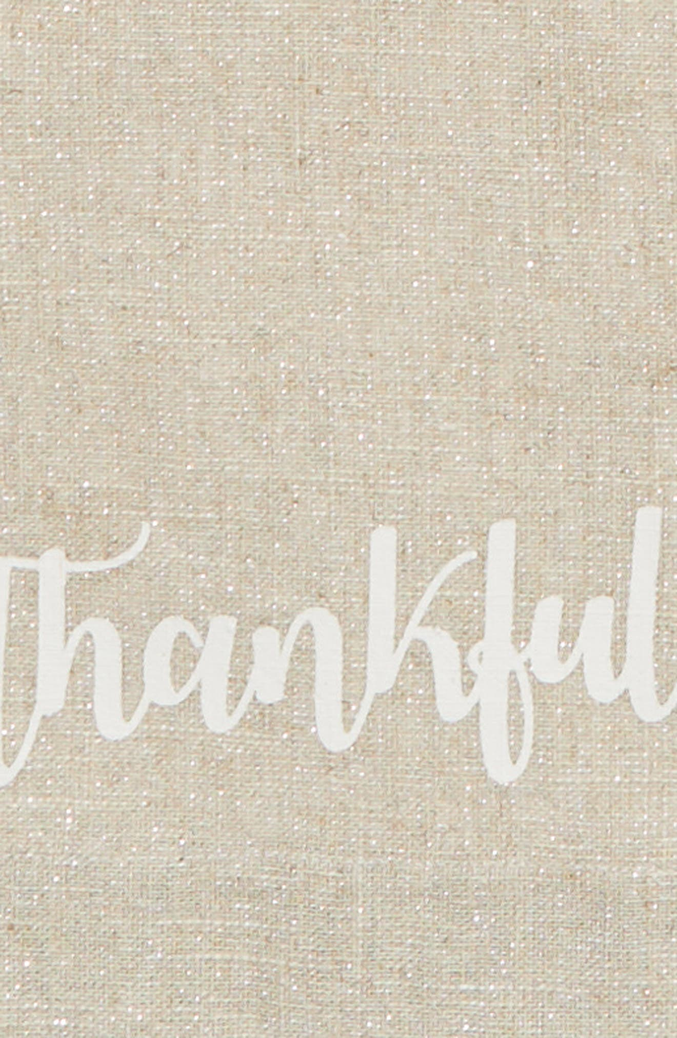 Thankful Table Runner,                             Alternate thumbnail 2, color,                             250