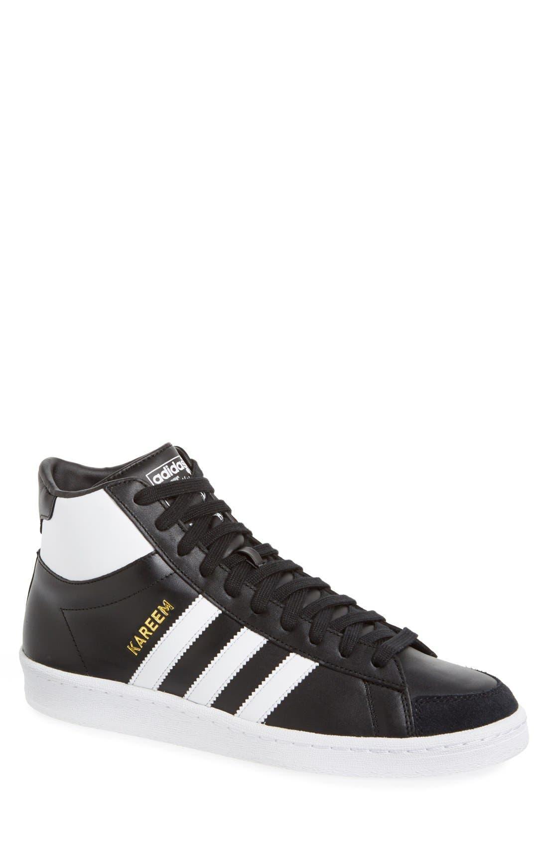 'Jabbar Hi' Sneaker, Main, color, 001