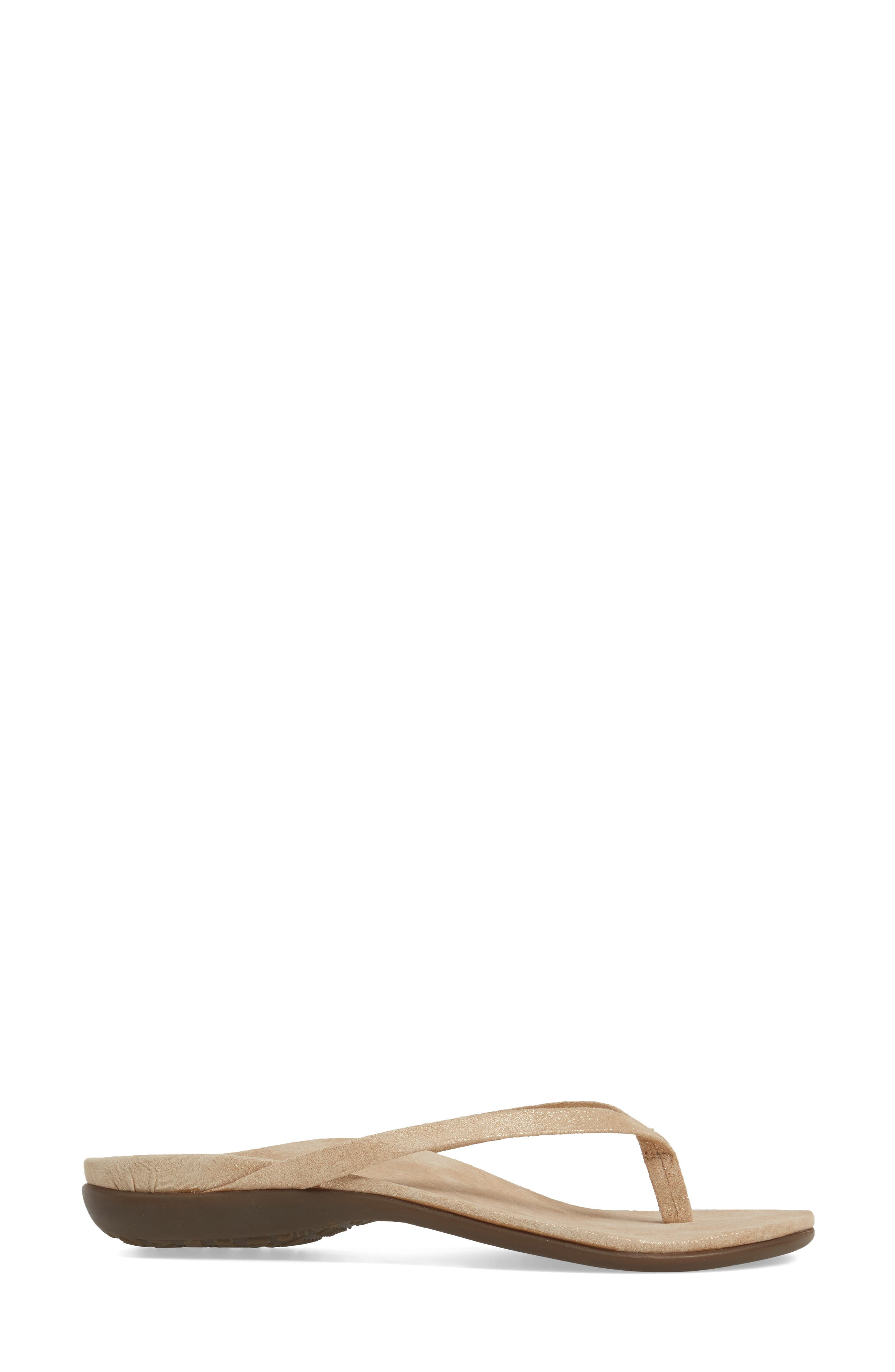 'Corfu' Sandal,                             Alternate thumbnail 3, color,                             290