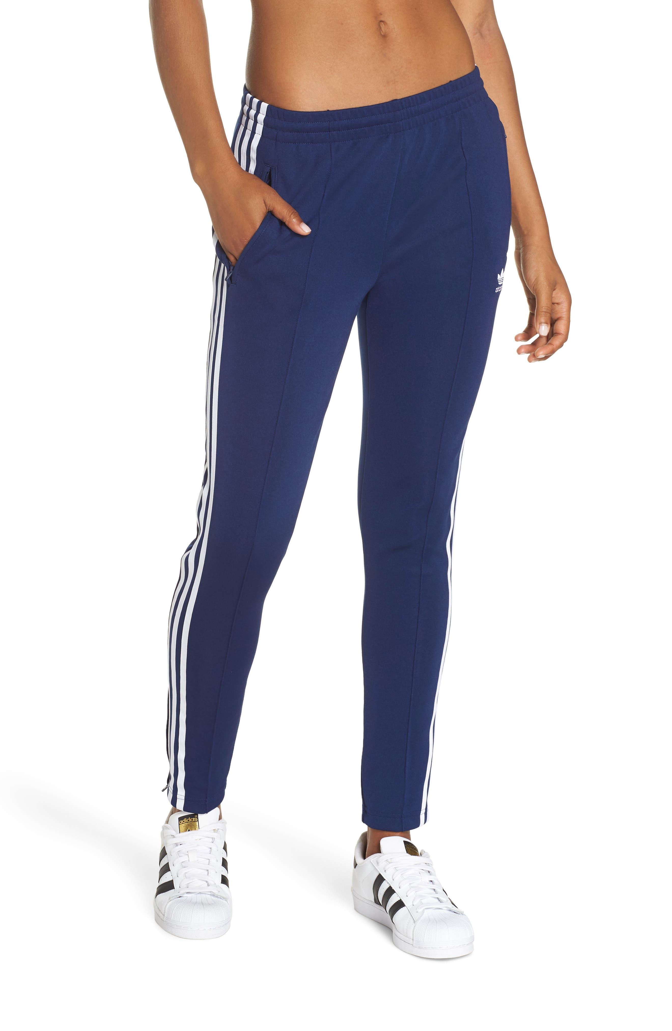 SST Track Pants,                         Main,                         color, DARK BLUE